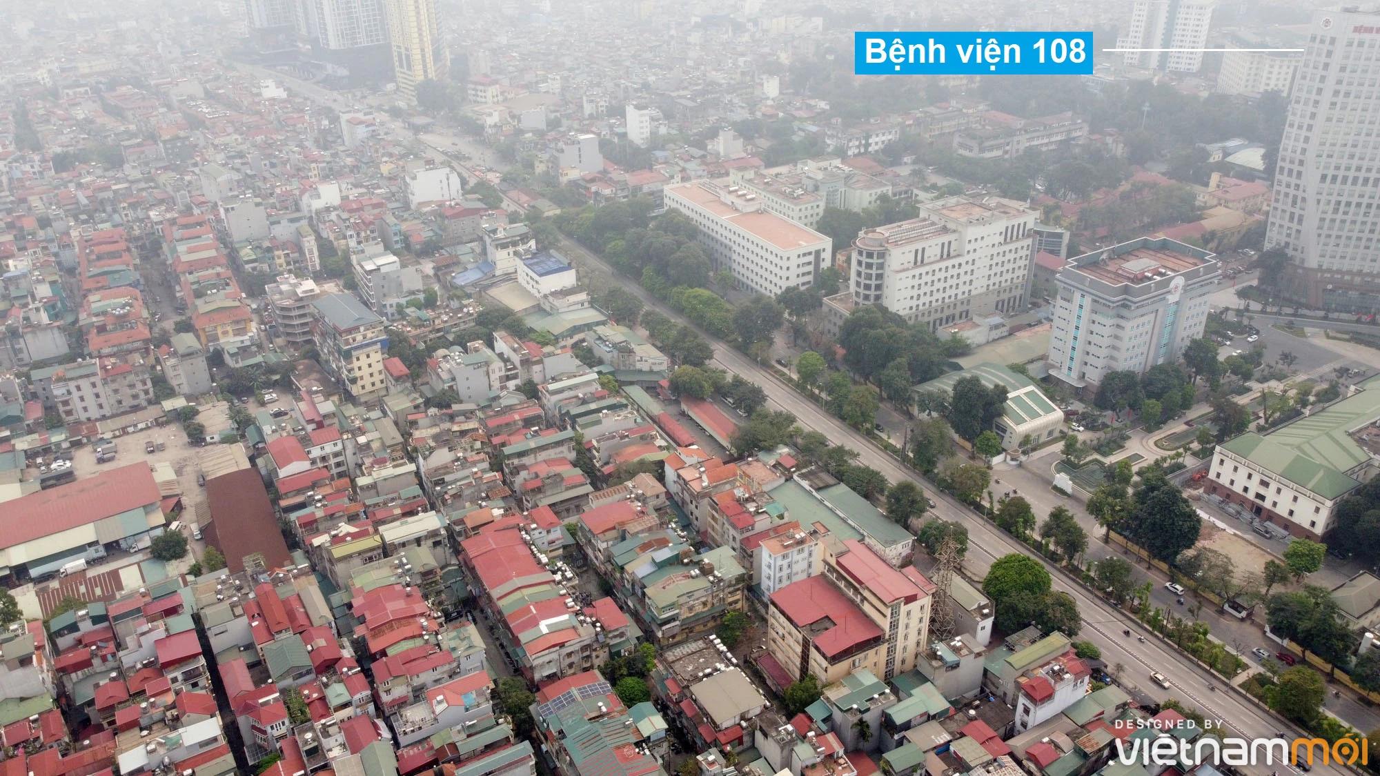 Toàn cảnh hiện trạng Phân khu đô thị sông Hồng trên địa bàn quận Hai Bà Trưng - Ảnh 4.