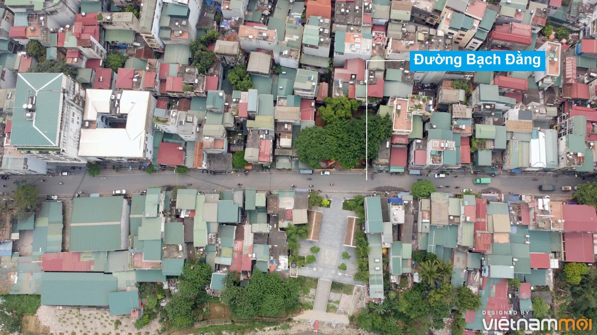 Toàn cảnh hiện trạng Phân khu đô thị sông Hồng trên địa bàn quận Hai Bà Trưng - Ảnh 5.
