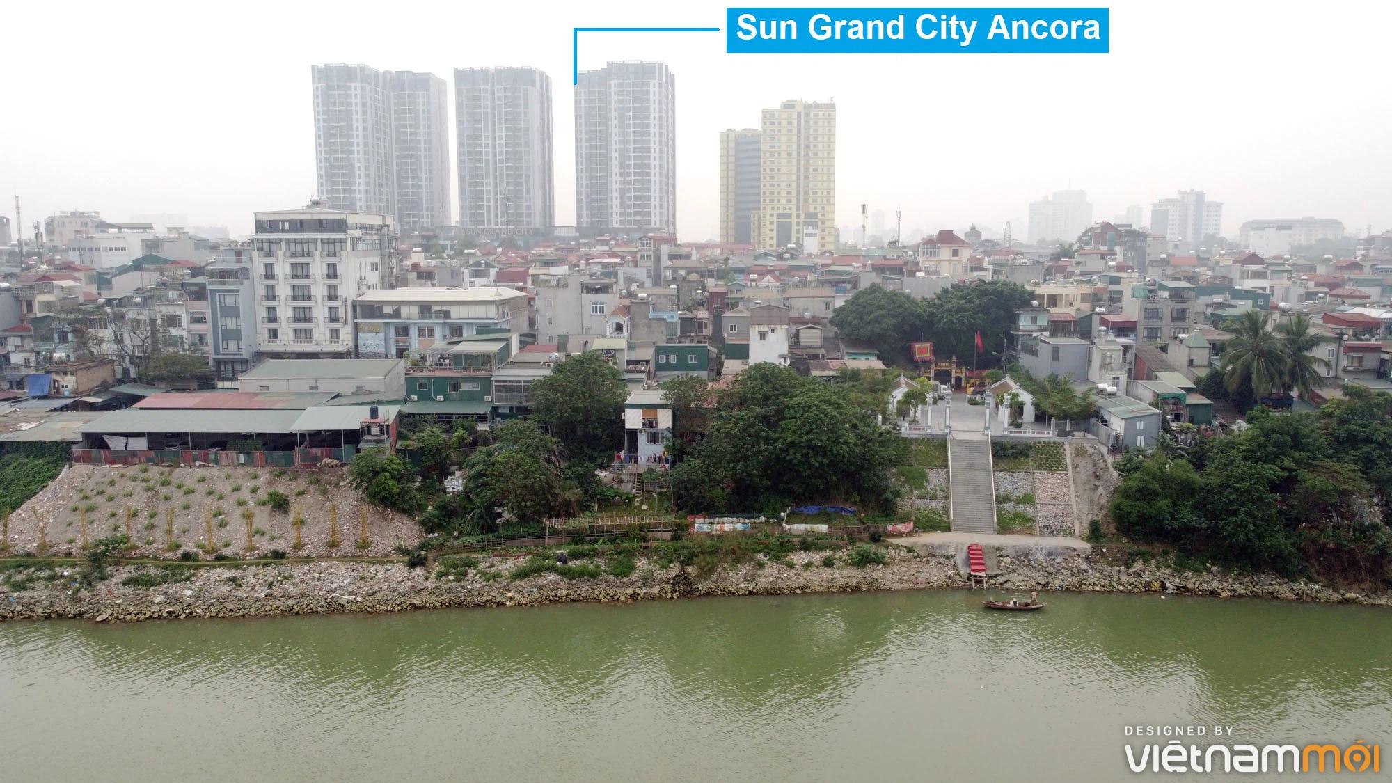 Toàn cảnh hiện trạng Phân khu đô thị sông Hồng trên địa bàn quận Hai Bà Trưng - Ảnh 6.