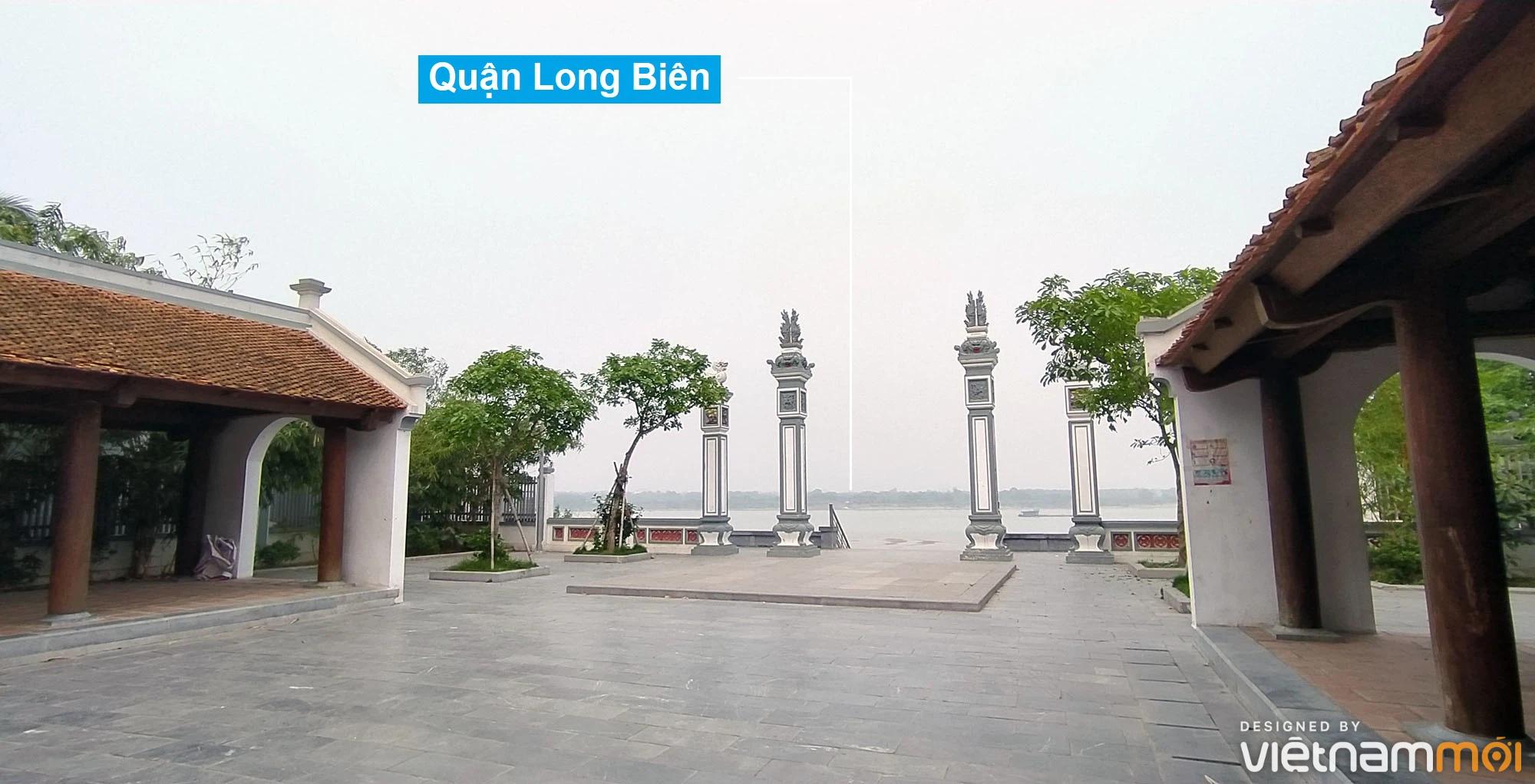 Toàn cảnh hiện trạng Phân khu đô thị sông Hồng trên địa bàn quận Hai Bà Trưng - Ảnh 7.