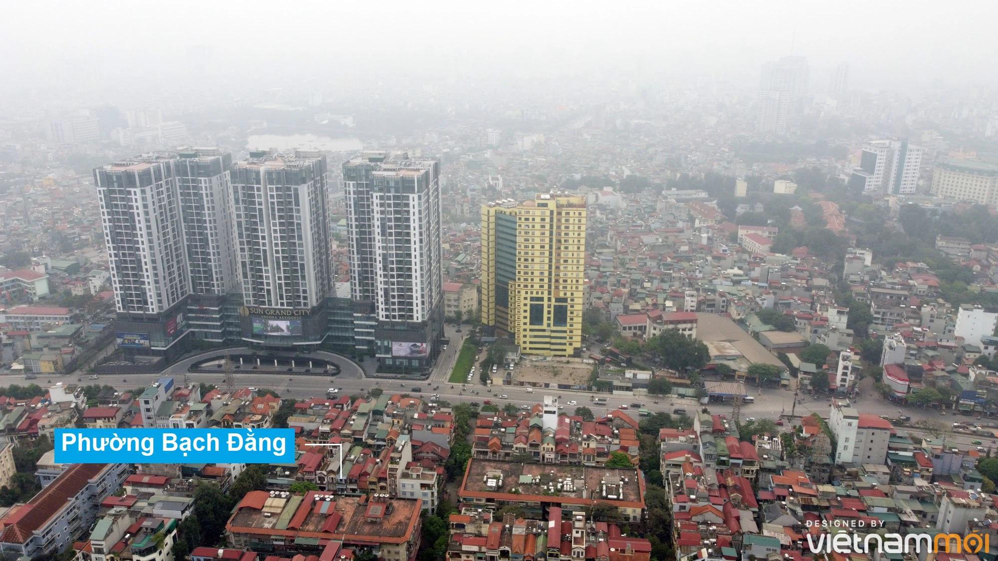 Toàn cảnh hiện trạng Phân khu đô thị sông Hồng trên địa bàn quận Hai Bà Trưng - Ảnh 9.