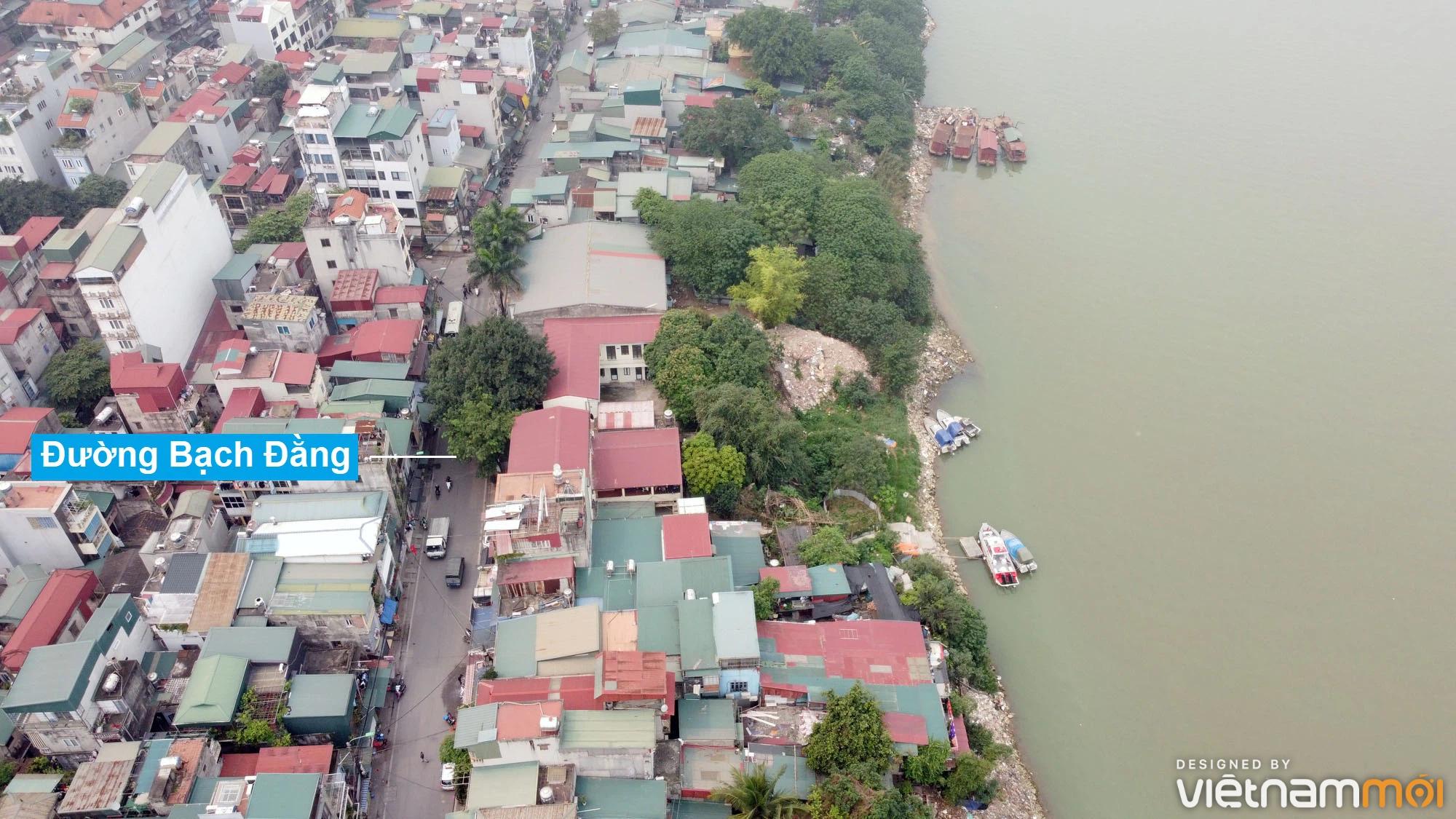 Toàn cảnh hiện trạng Phân khu đô thị sông Hồng trên địa bàn quận Hai Bà Trưng - Ảnh 10.