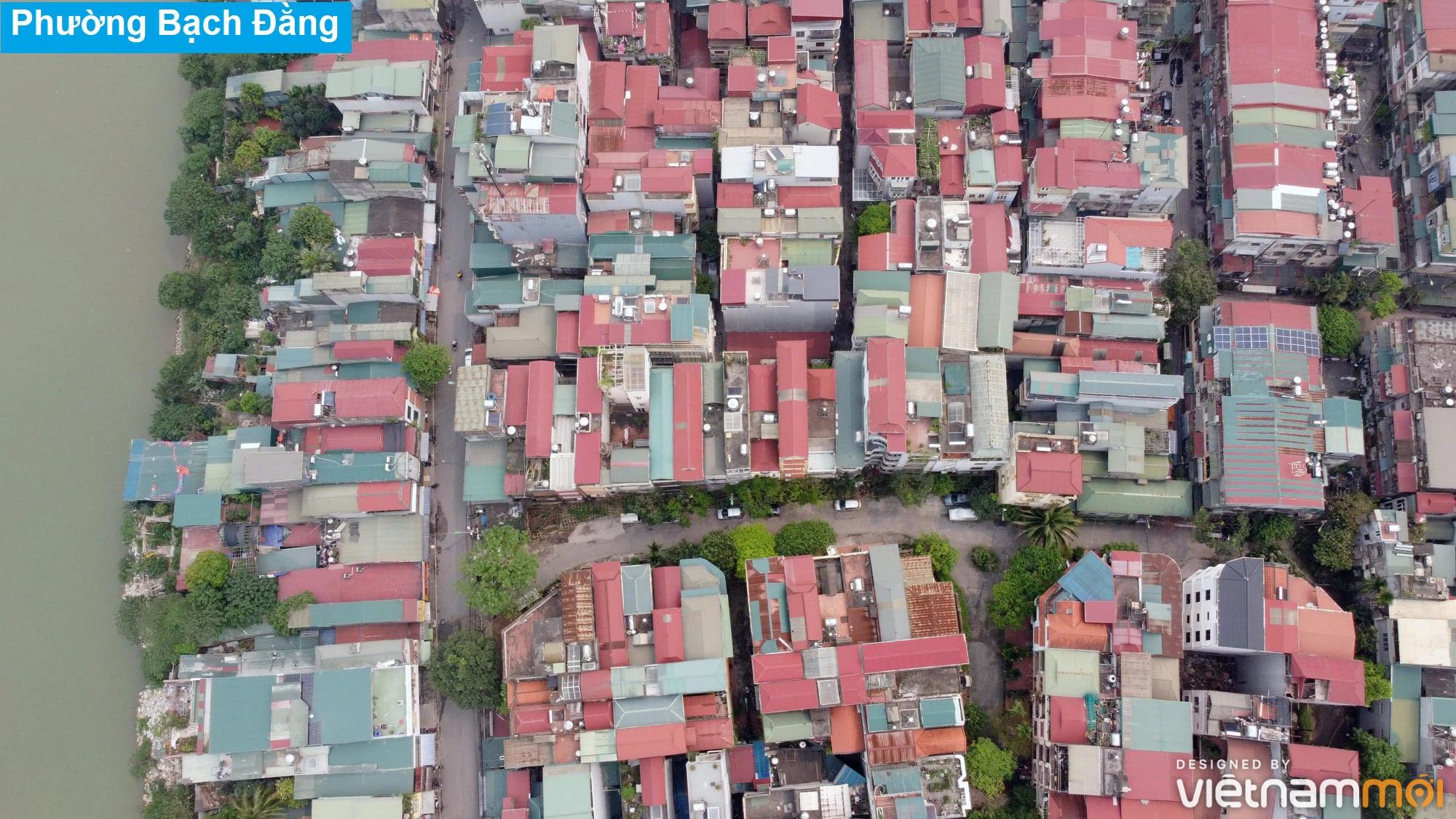 Toàn cảnh hiện trạng Phân khu đô thị sông Hồng trên địa bàn quận Hai Bà Trưng - Ảnh 11.