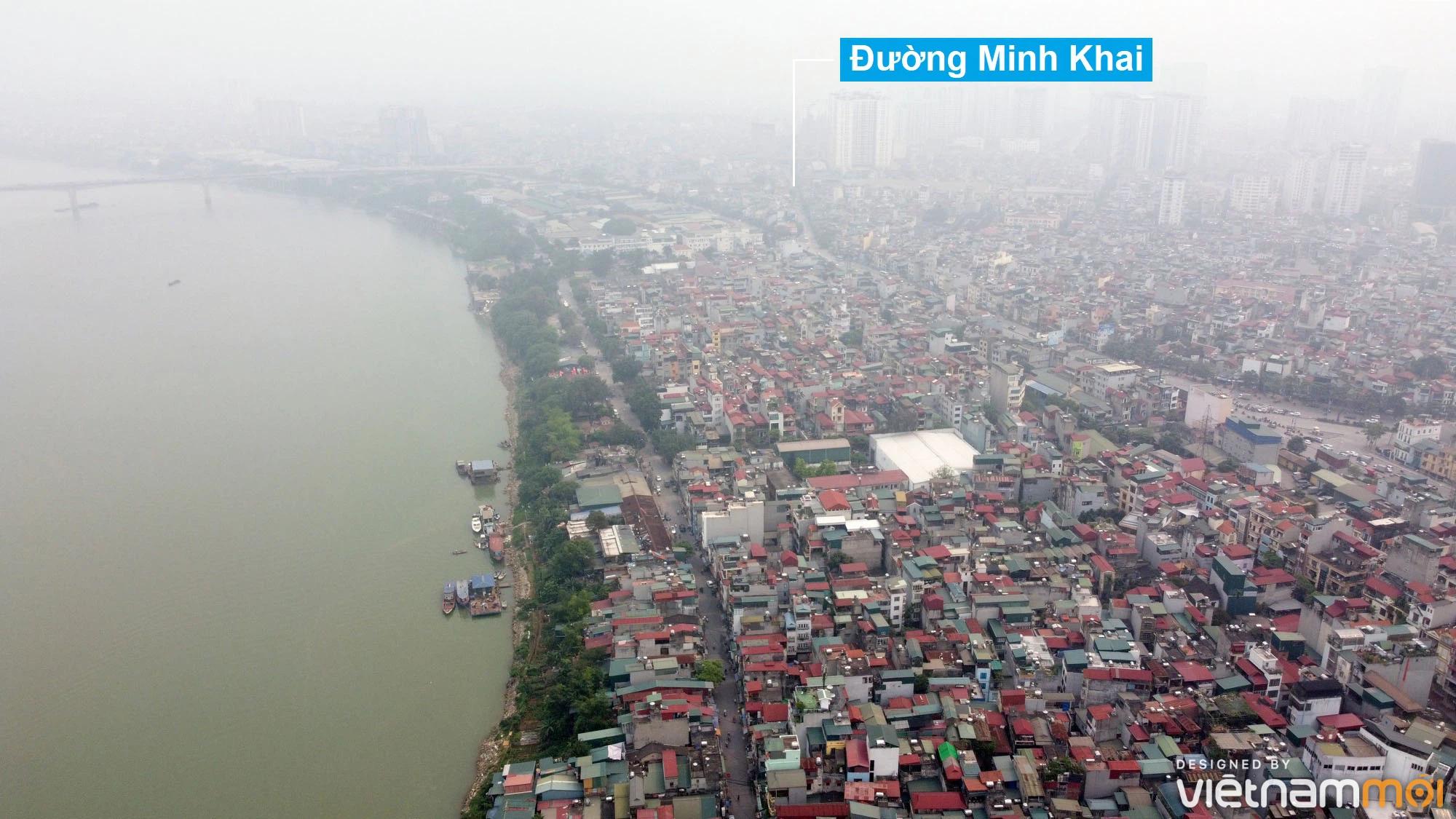 Toàn cảnh hiện trạng Phân khu đô thị sông Hồng trên địa bàn quận Hai Bà Trưng - Ảnh 12.