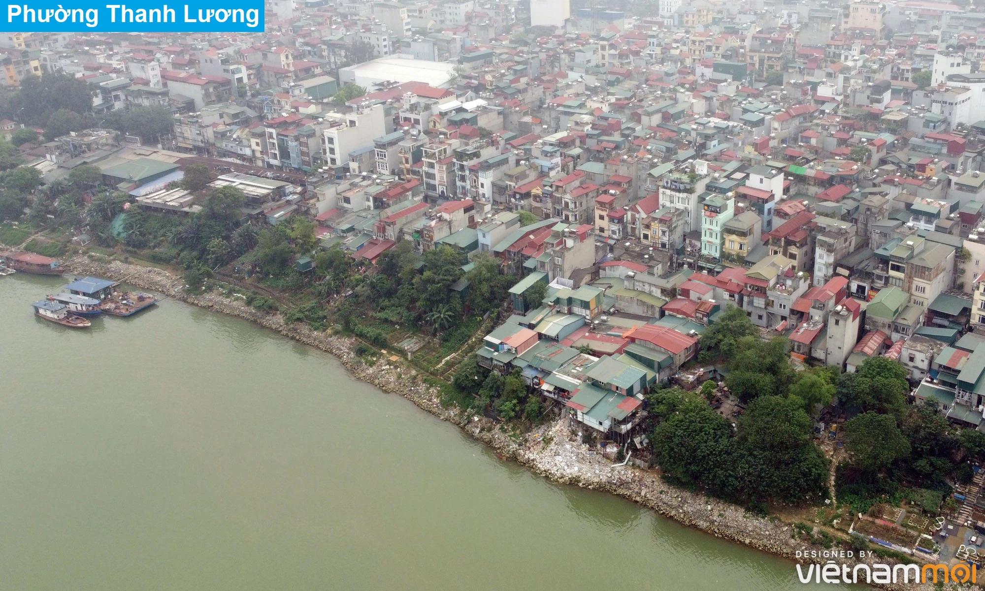 Toàn cảnh hiện trạng Phân khu đô thị sông Hồng trên địa bàn quận Hai Bà Trưng - Ảnh 13.
