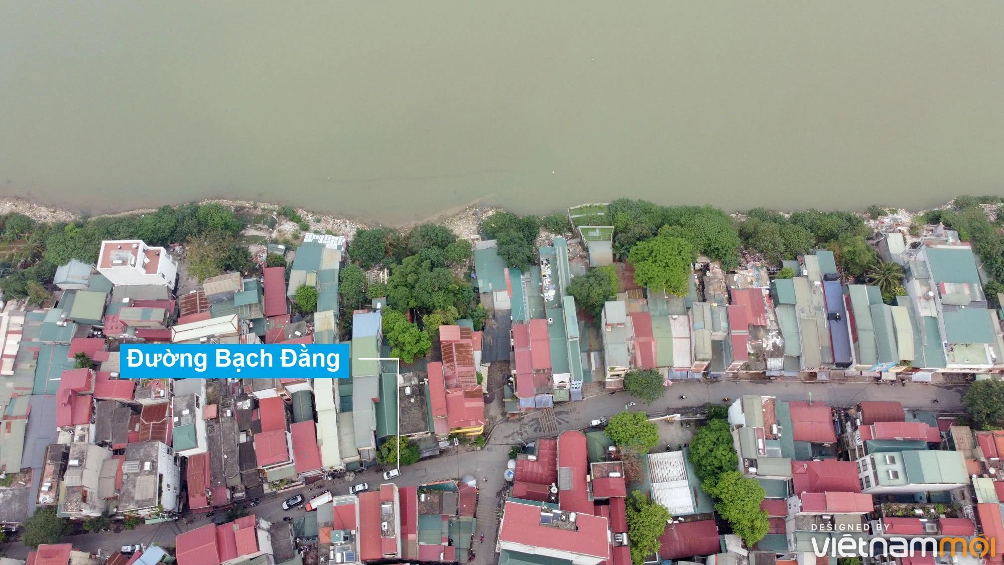 Toàn cảnh hiện trạng Phân khu đô thị sông Hồng trên địa bàn quận Hai Bà Trưng - Ảnh 14.