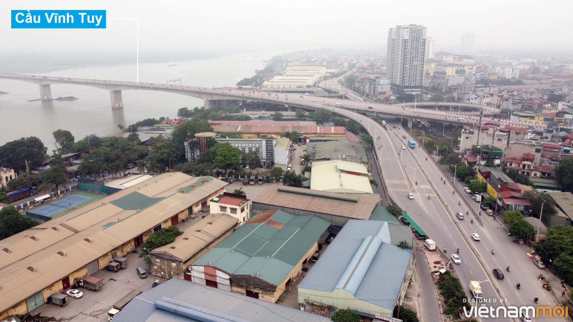 Toàn cảnh hiện trạng Phân khu đô thị sông Hồng trên địa bàn quận Hai Bà Trưng - Ảnh 16.