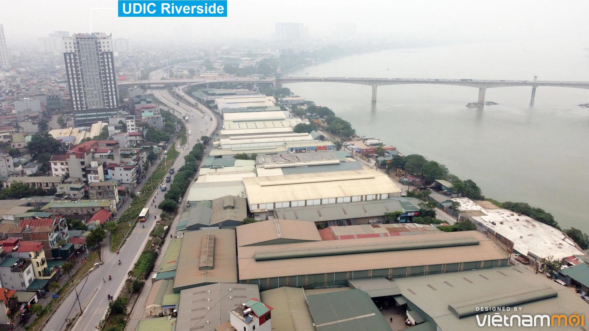 Toàn cảnh hiện trạng Phân khu đô thị sông Hồng trên địa bàn quận Hai Bà Trưng - Ảnh 18.