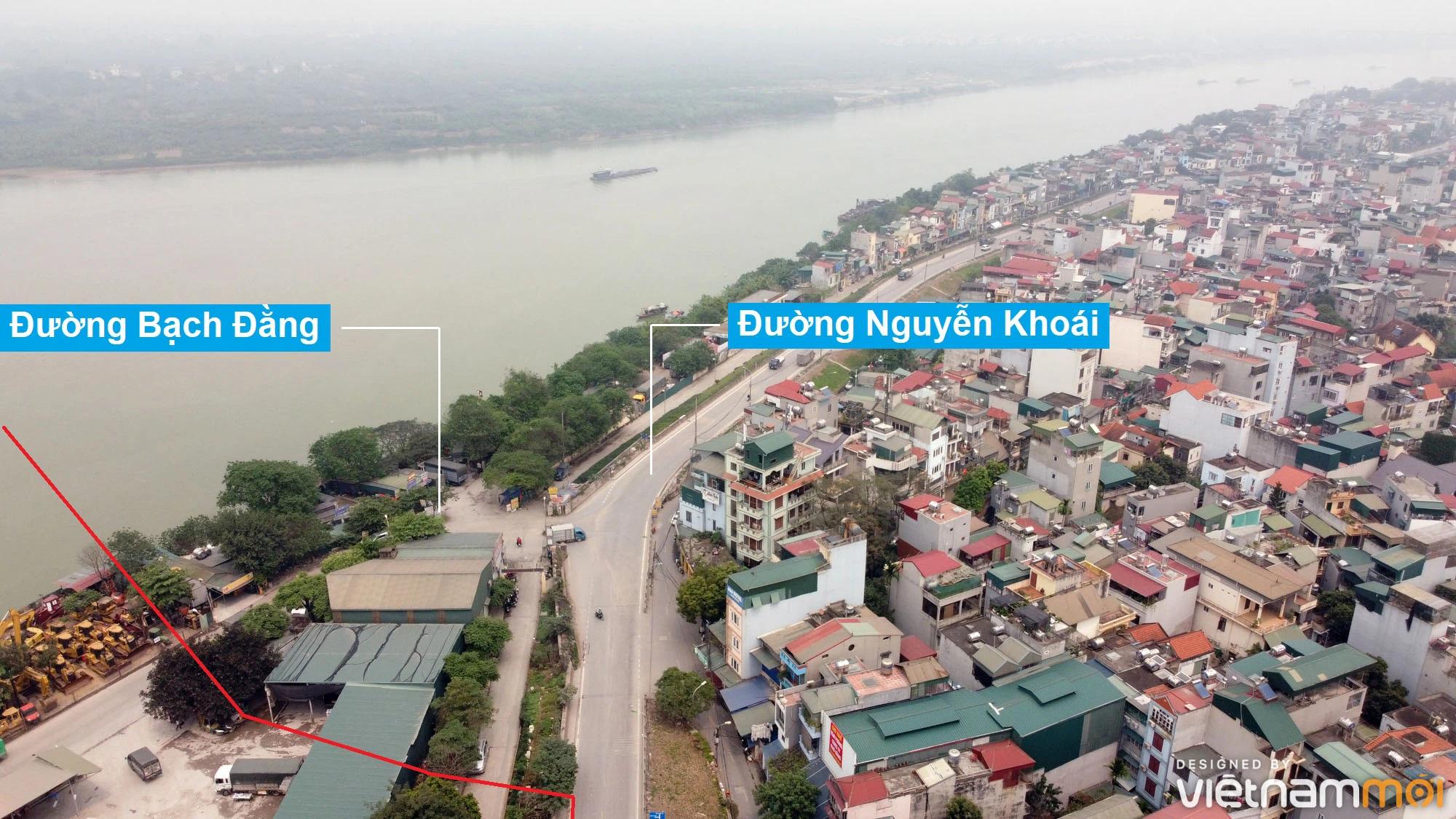 Toàn cảnh hiện trạng Phân khu đô thị sông Hồng trên địa bàn quận Hai Bà Trưng - Ảnh 19.