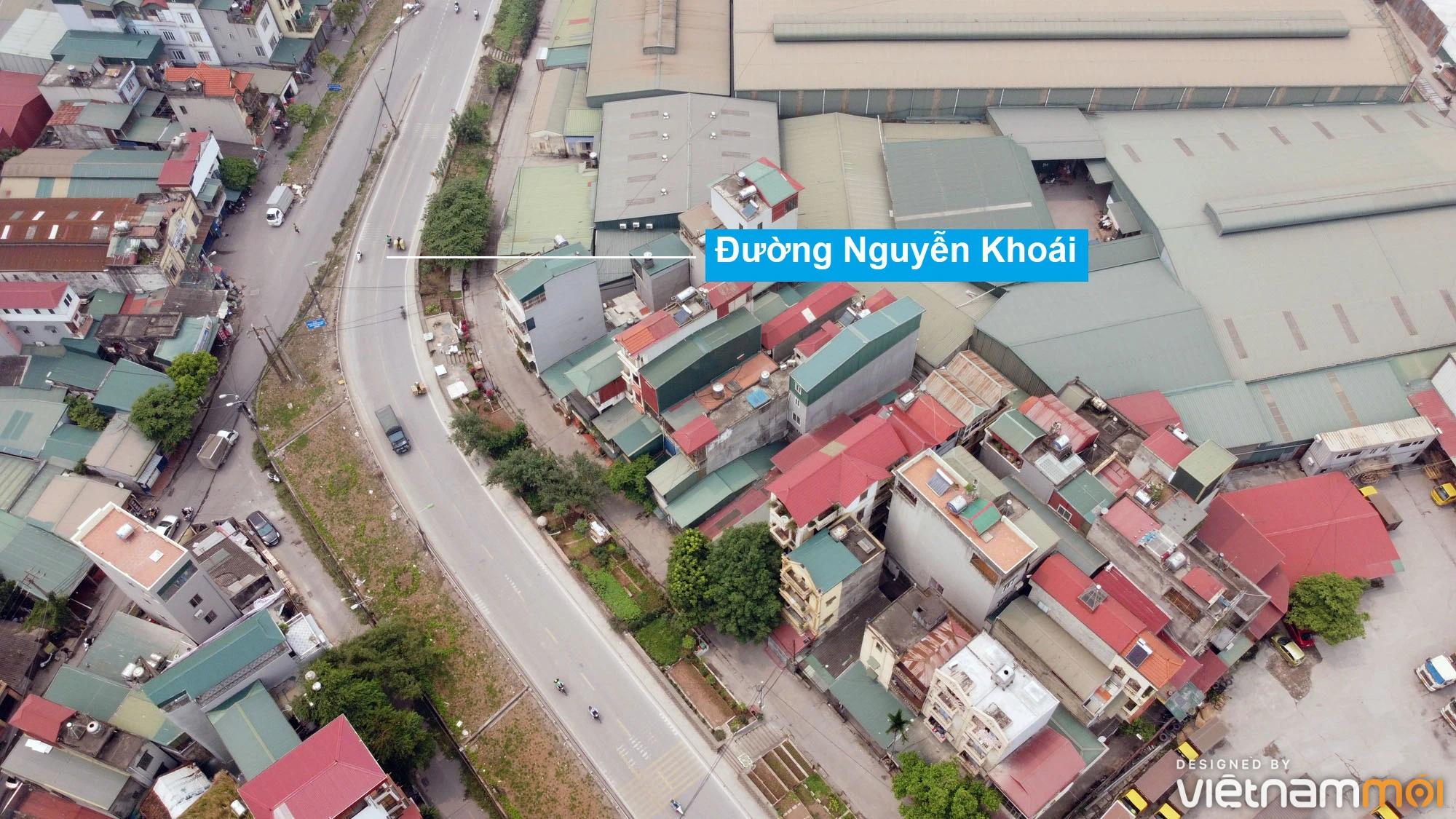 Toàn cảnh hiện trạng Phân khu đô thị sông Hồng trên địa bàn quận Hai Bà Trưng - Ảnh 20.