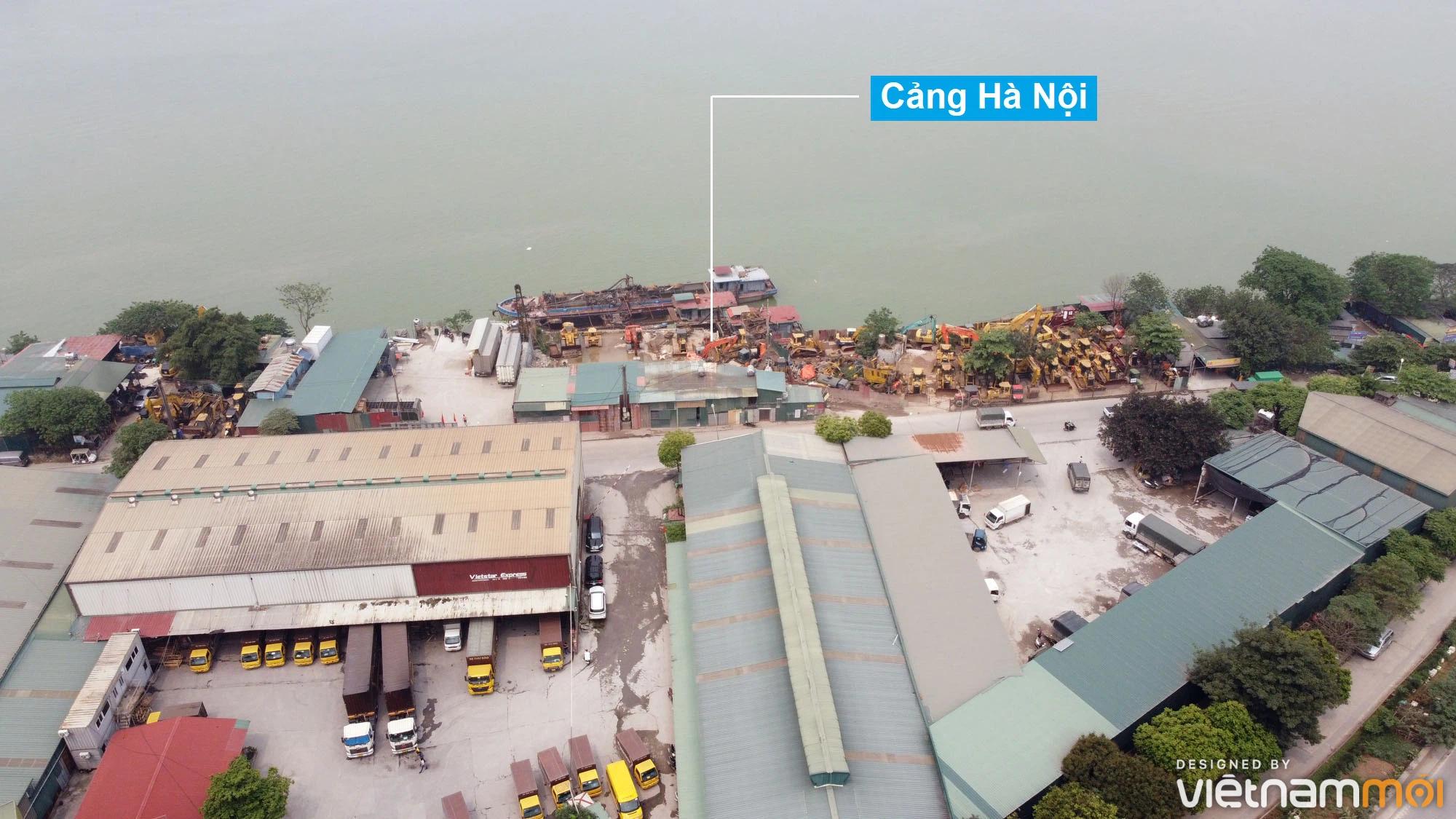 Toàn cảnh hiện trạng Phân khu đô thị sông Hồng trên địa bàn quận Hai Bà Trưng - Ảnh 21.