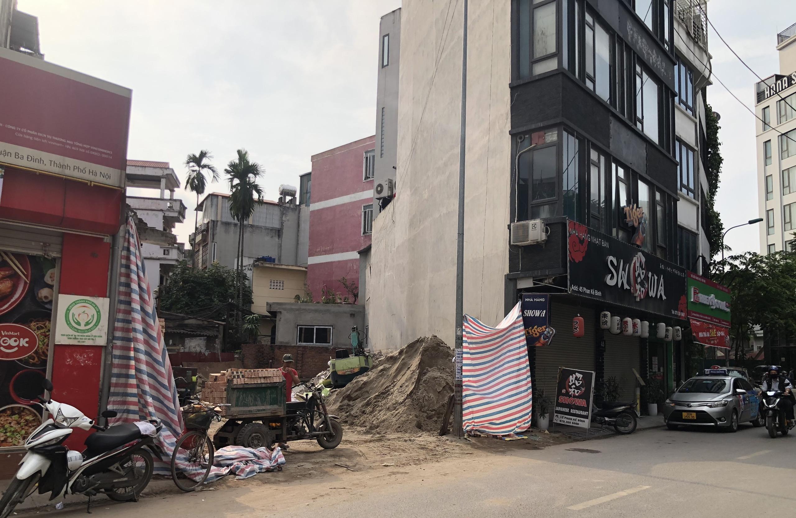 Những khu đất sắp thu hồi ở phường Cống Vị, Ba Đình để làm đường nối Đào Tấn - Đội Cấn  - Ảnh 8.