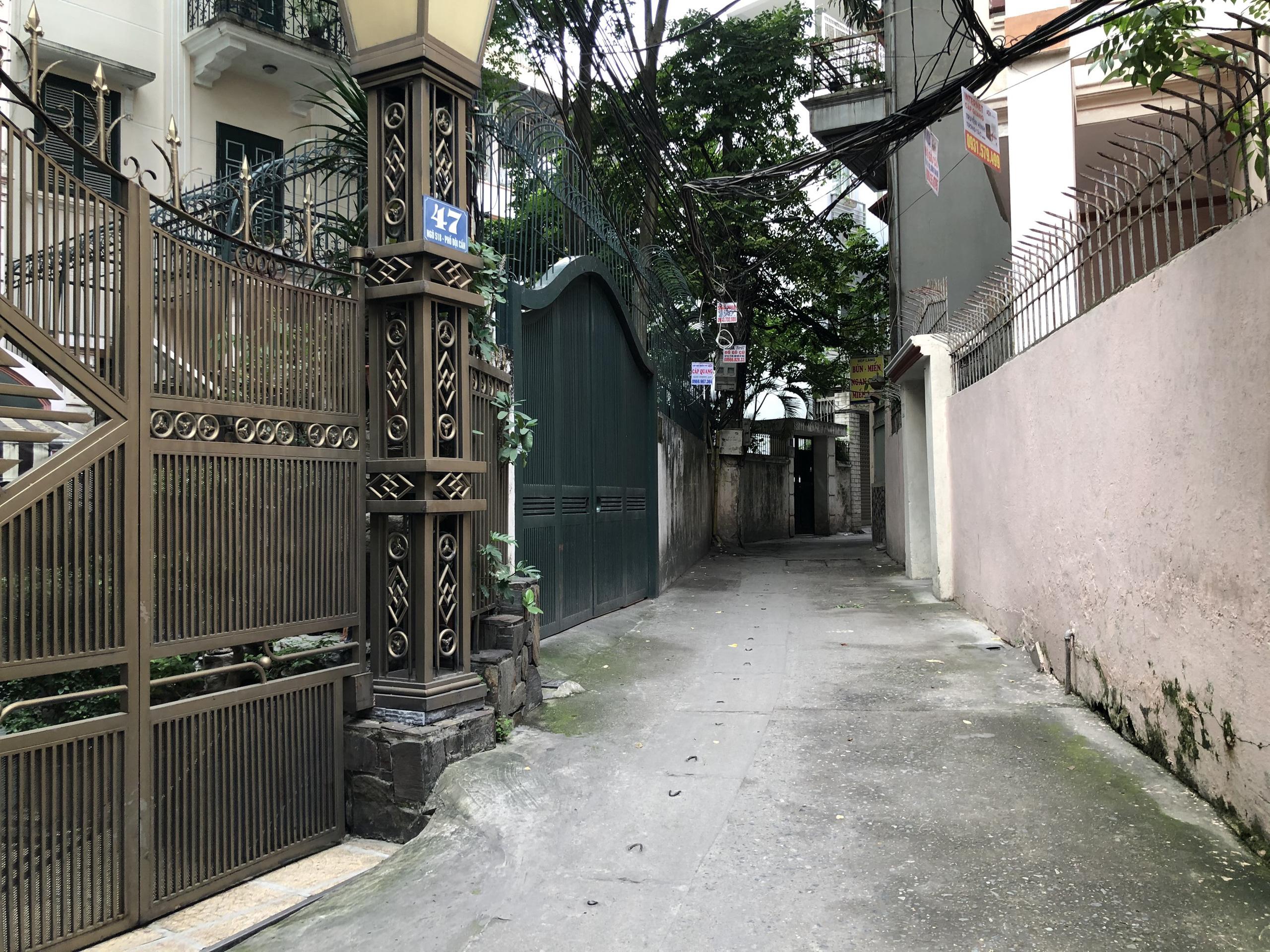 Những khu đất sắp thu hồi ở phường Cống Vị, Ba Đình để làm đường nối Đào Tấn - Đội Cấn  - Ảnh 9.