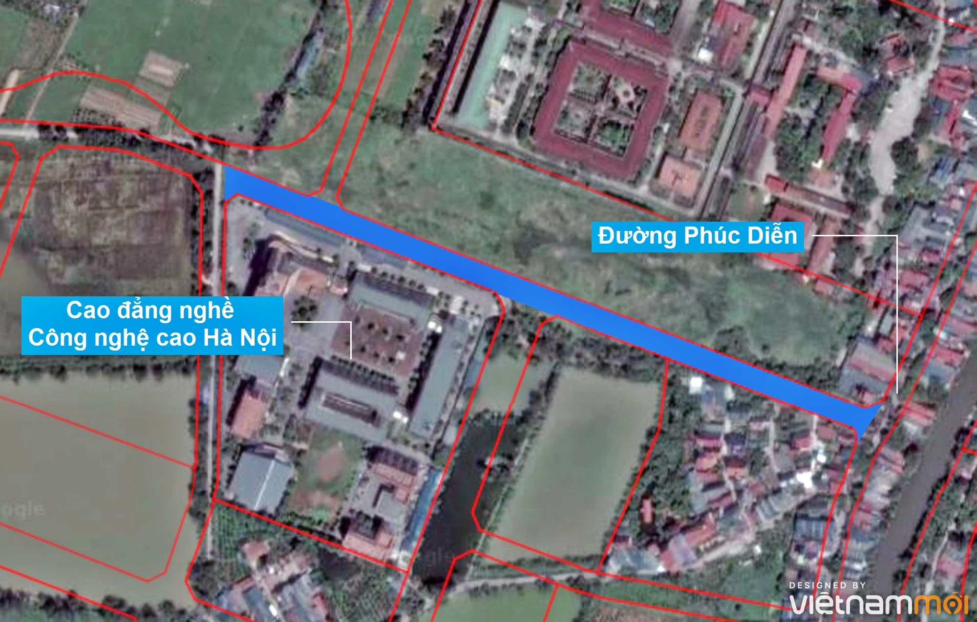 Những khu đất sắp thu hồi để mở đường ở phường Tây Mỗ, Nam Từ Liêm, Hà Nội (phần 1) - Ảnh 2.