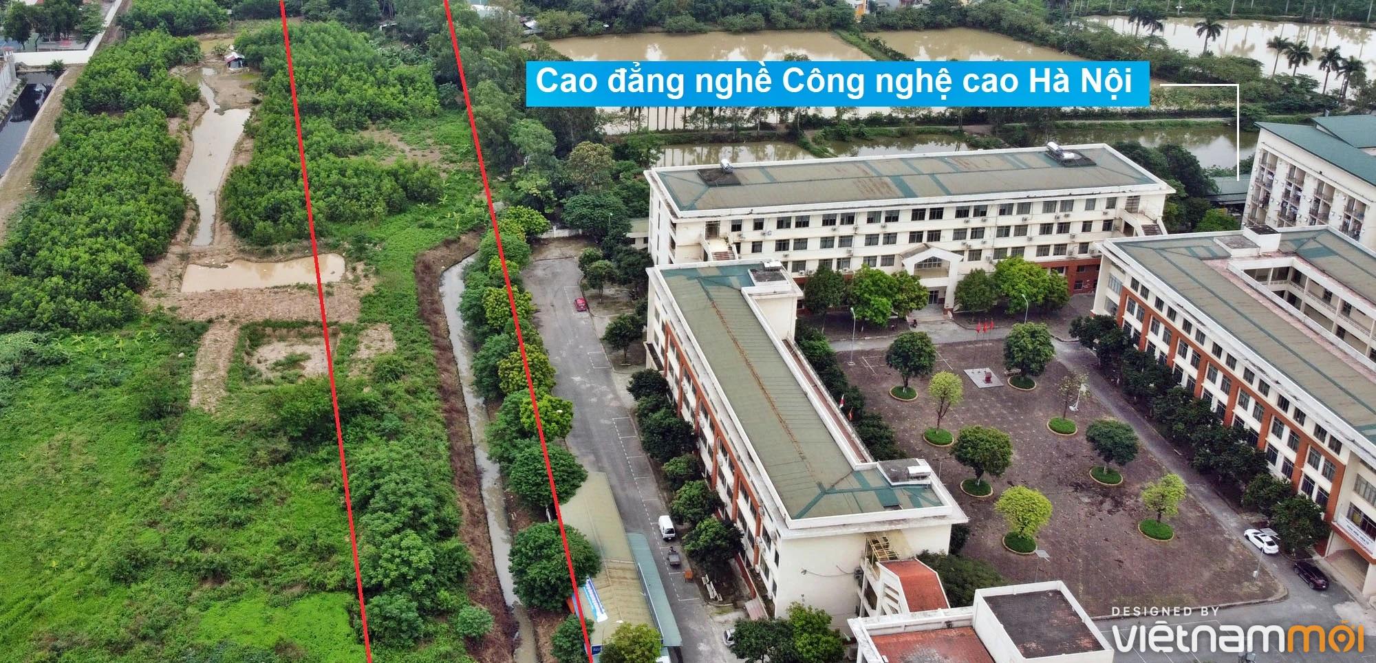 Những khu đất sắp thu hồi để mở đường ở phường Tây Mỗ, Nam Từ Liêm, Hà Nội (phần 1) - Ảnh 4.