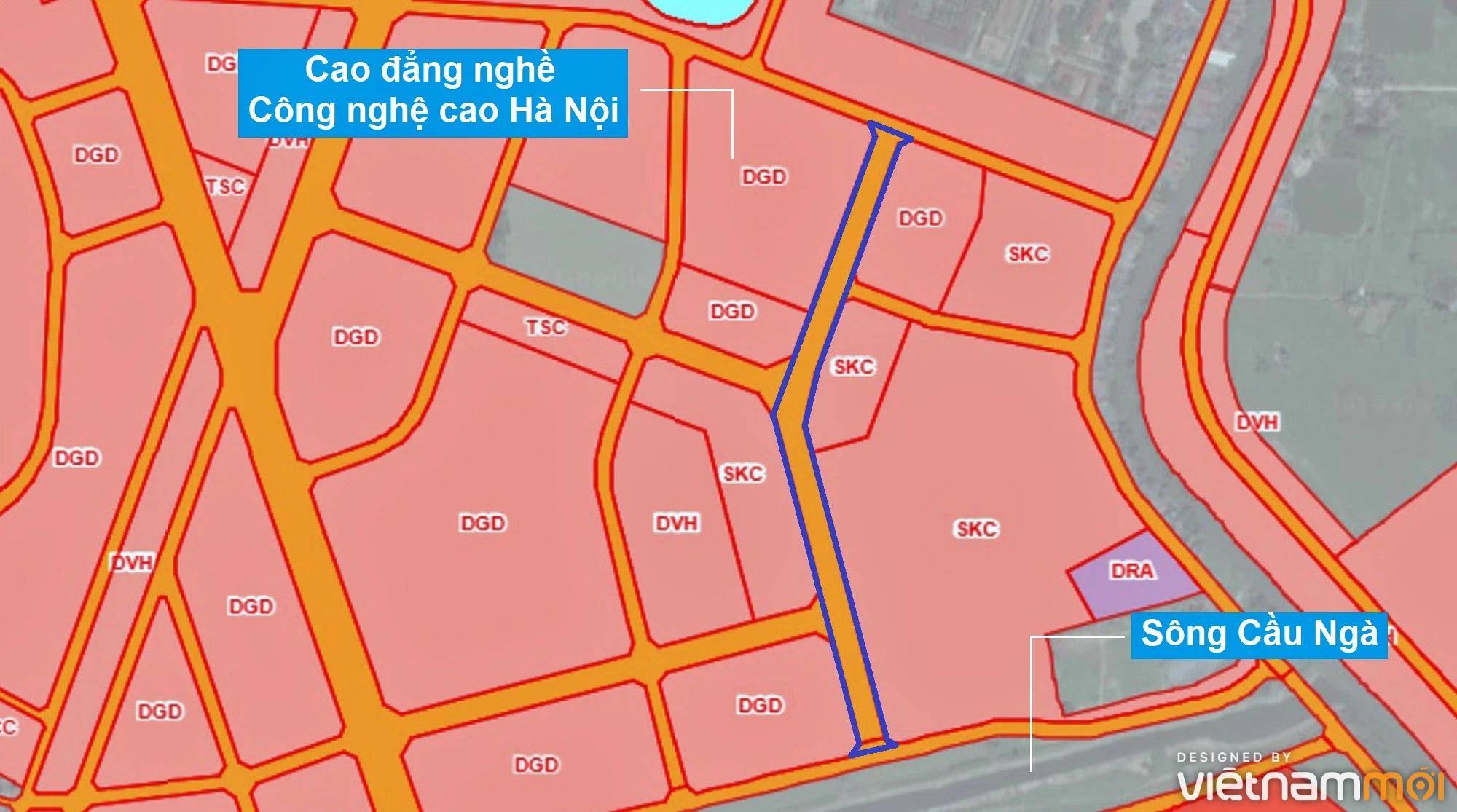 Những khu đất sắp thu hồi để mở đường ở phường Tây Mỗ, Nam Từ Liêm, Hà Nội (phần 1) - Ảnh 6.