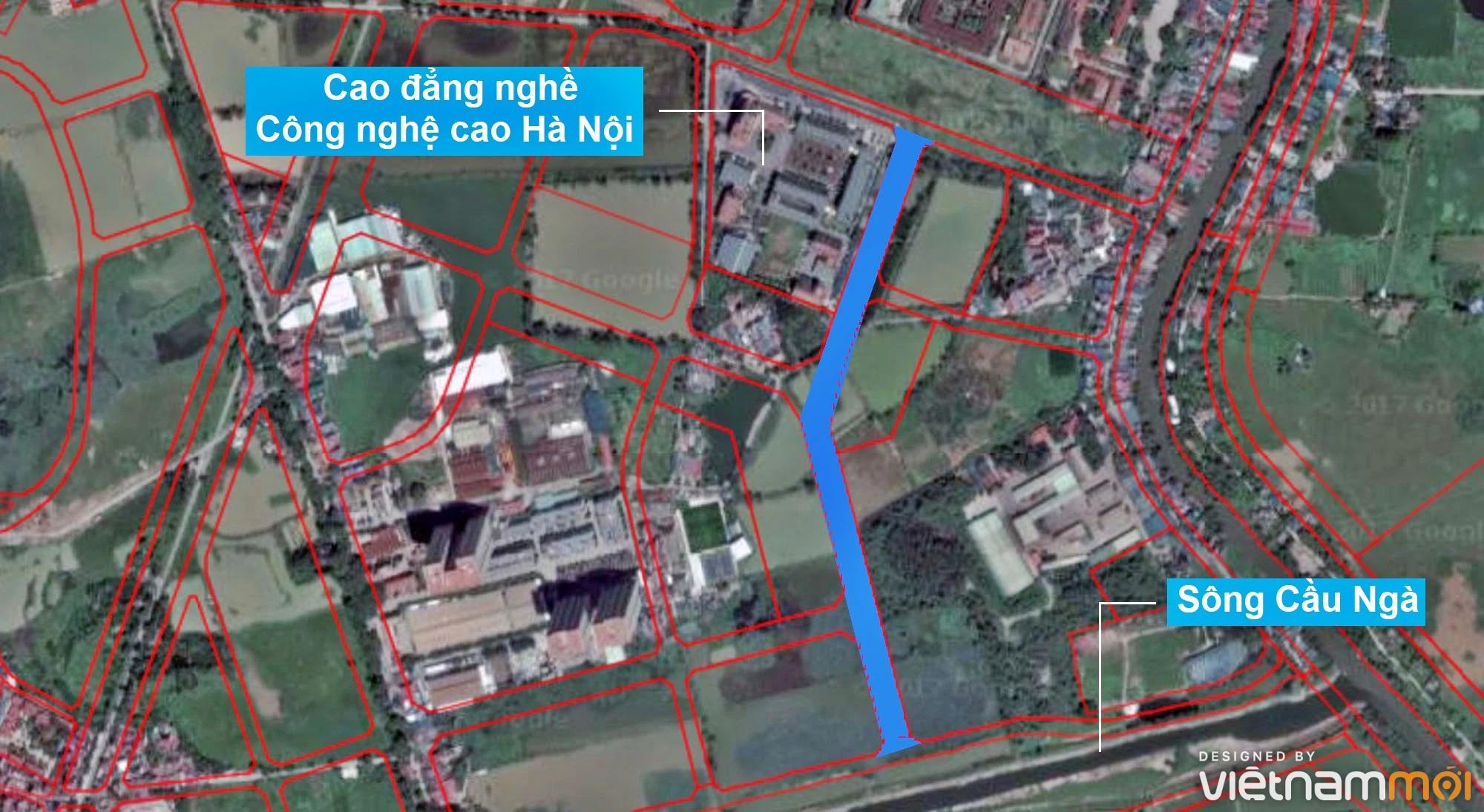Những khu đất sắp thu hồi để mở đường ở phường Tây Mỗ, Nam Từ Liêm, Hà Nội (phần 1) - Ảnh 7.