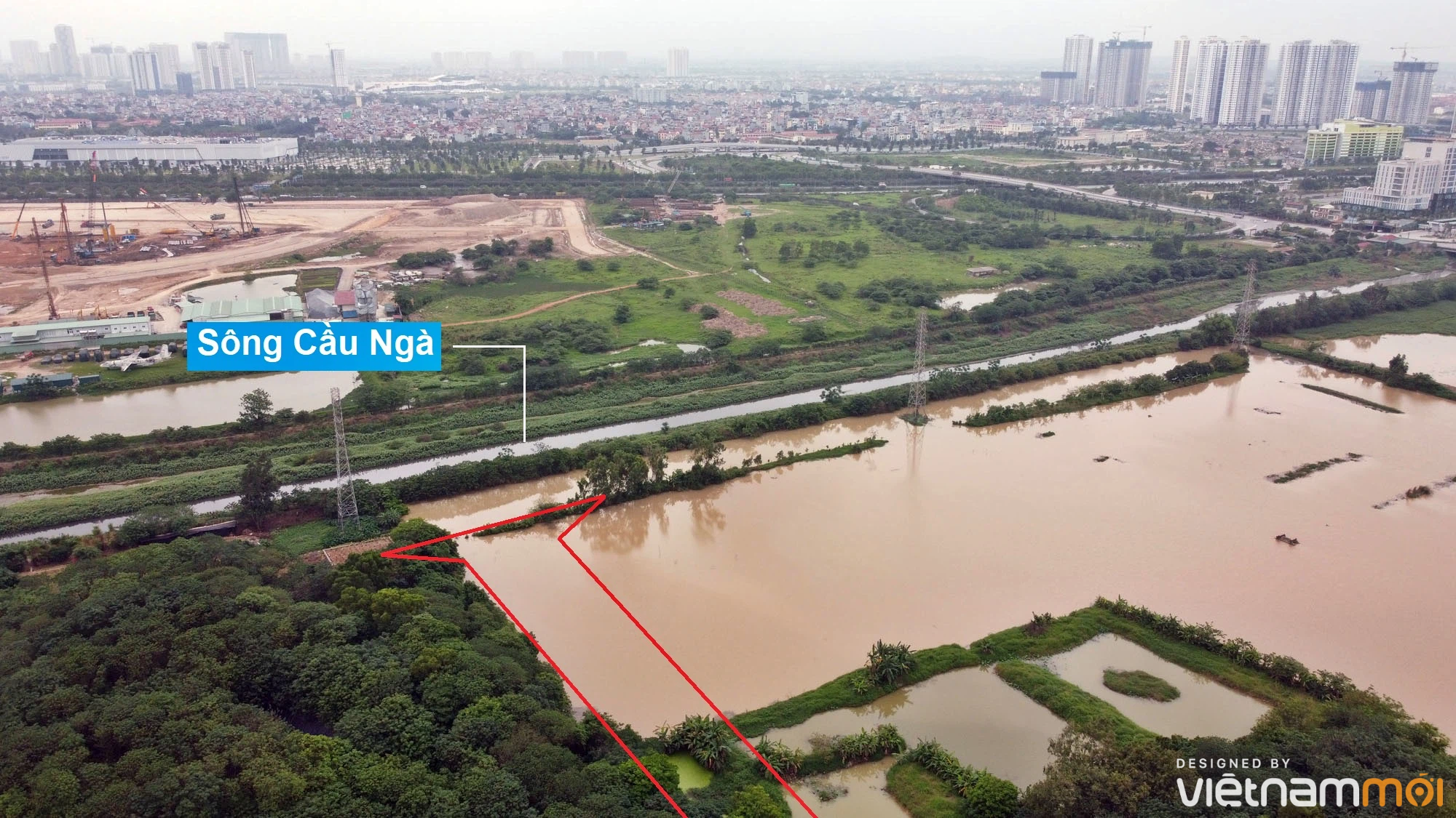 Những khu đất sắp thu hồi để mở đường ở phường Tây Mỗ, Nam Từ Liêm, Hà Nội (phần 1) - Ảnh 10.