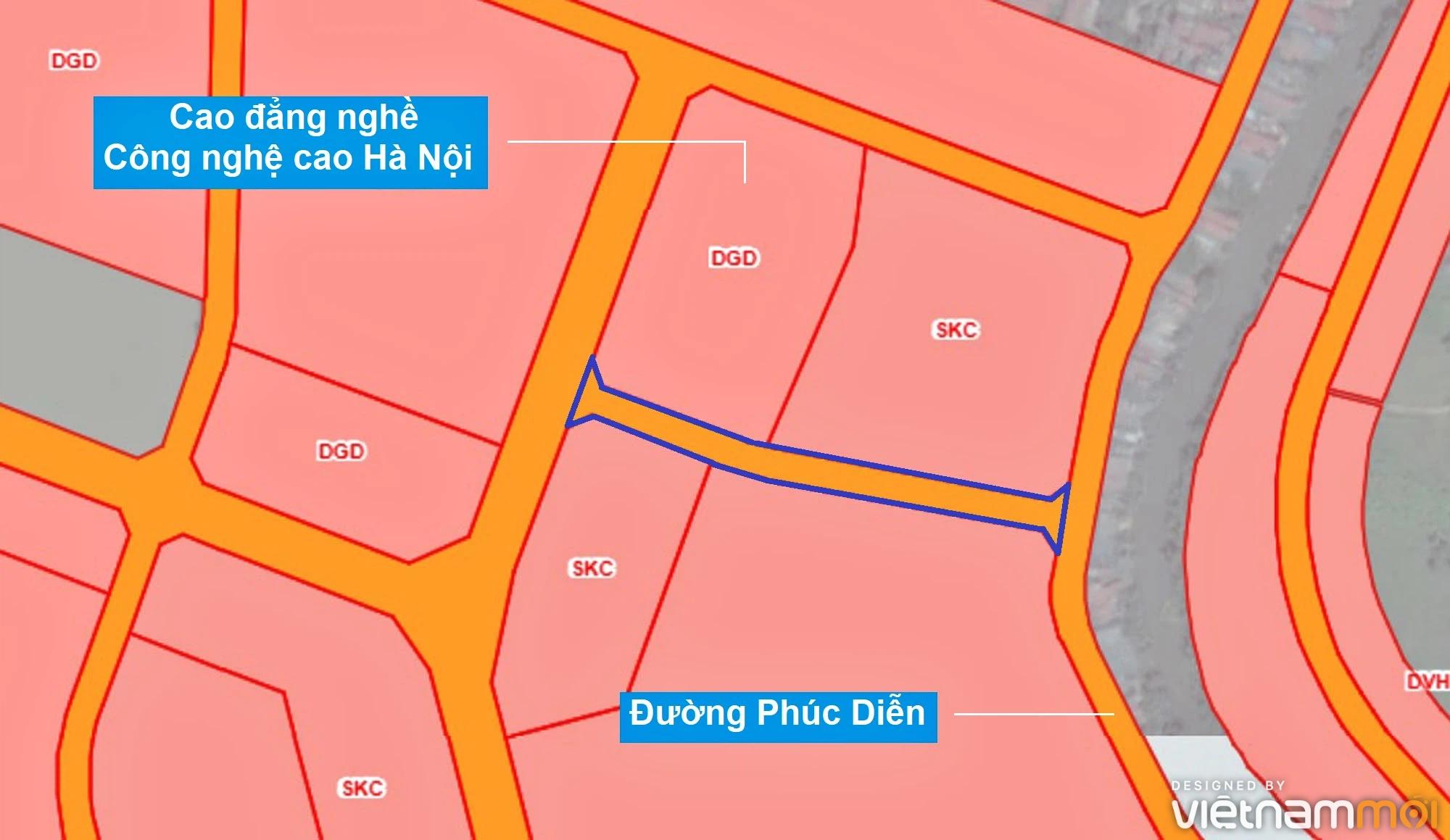Những khu đất sắp thu hồi để mở đường ở phường Tây Mỗ, Nam Từ Liêm, Hà Nội (phần 1) - Ảnh 11.