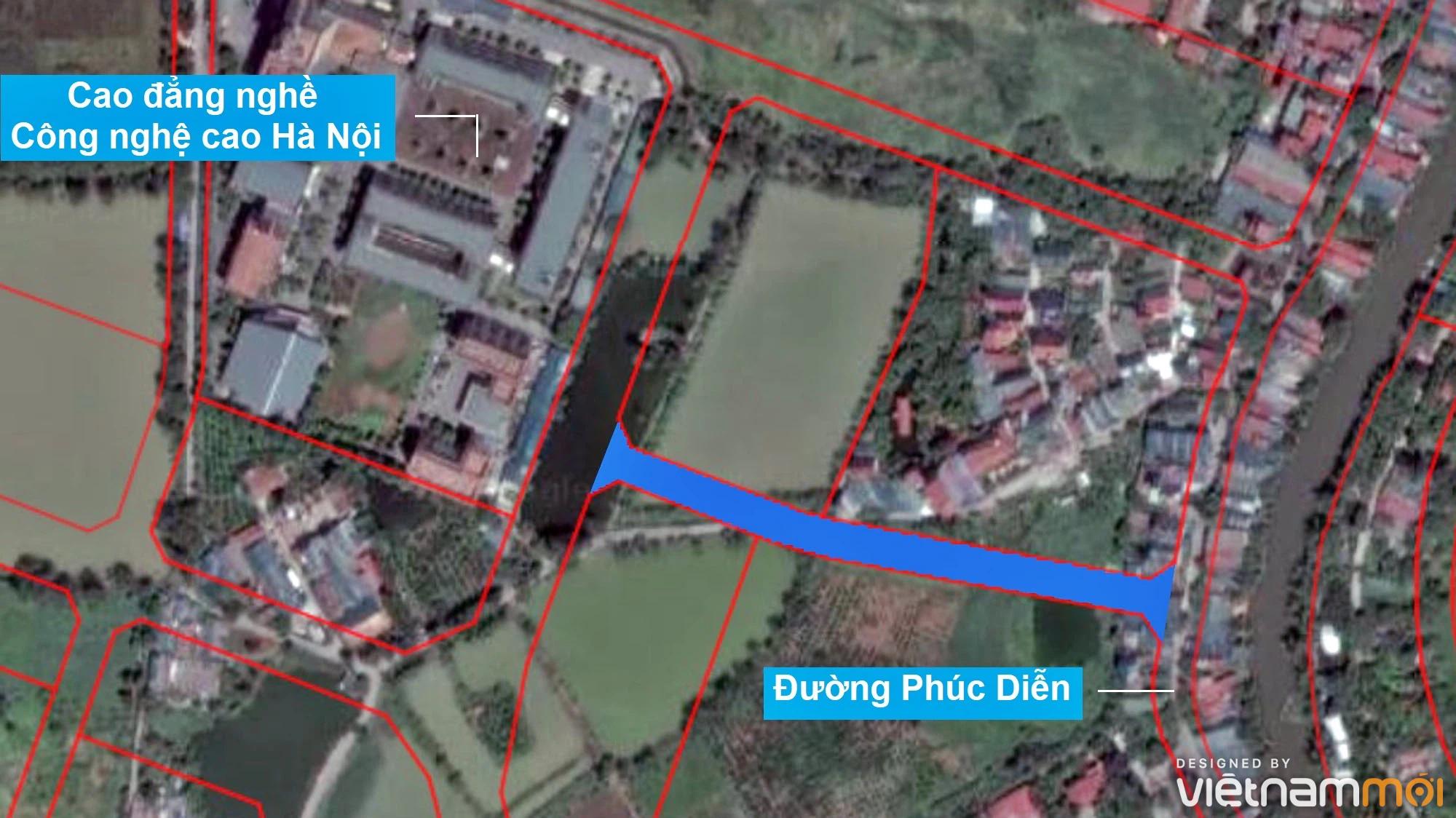 Những khu đất sắp thu hồi để mở đường ở phường Tây Mỗ, Nam Từ Liêm, Hà Nội (phần 1) - Ảnh 12.