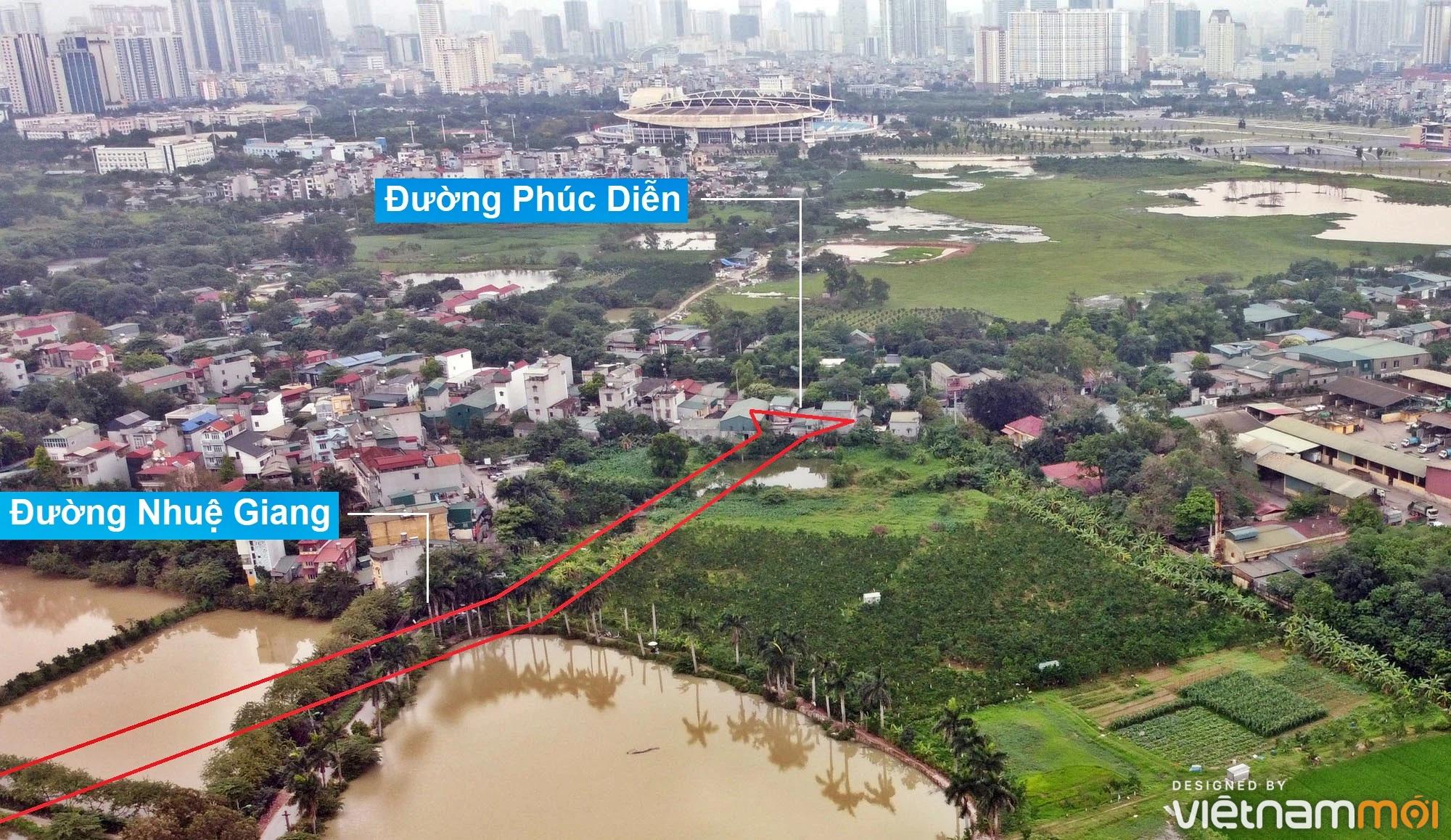 Những khu đất sắp thu hồi để mở đường ở phường Tây Mỗ, Nam Từ Liêm, Hà Nội (phần 1) - Ảnh 14.