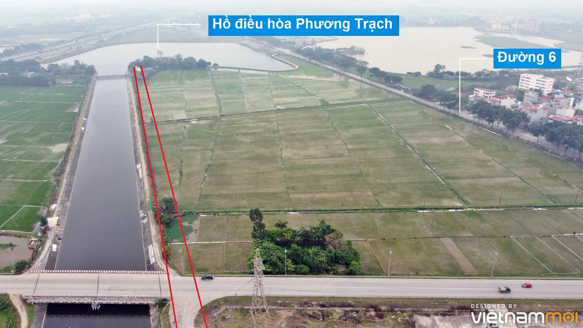 Đường sẽ mở theo quy hoạch ở xã Hải Bối, Đông Anh, Hà Nội (phần 4) - Ảnh 4.