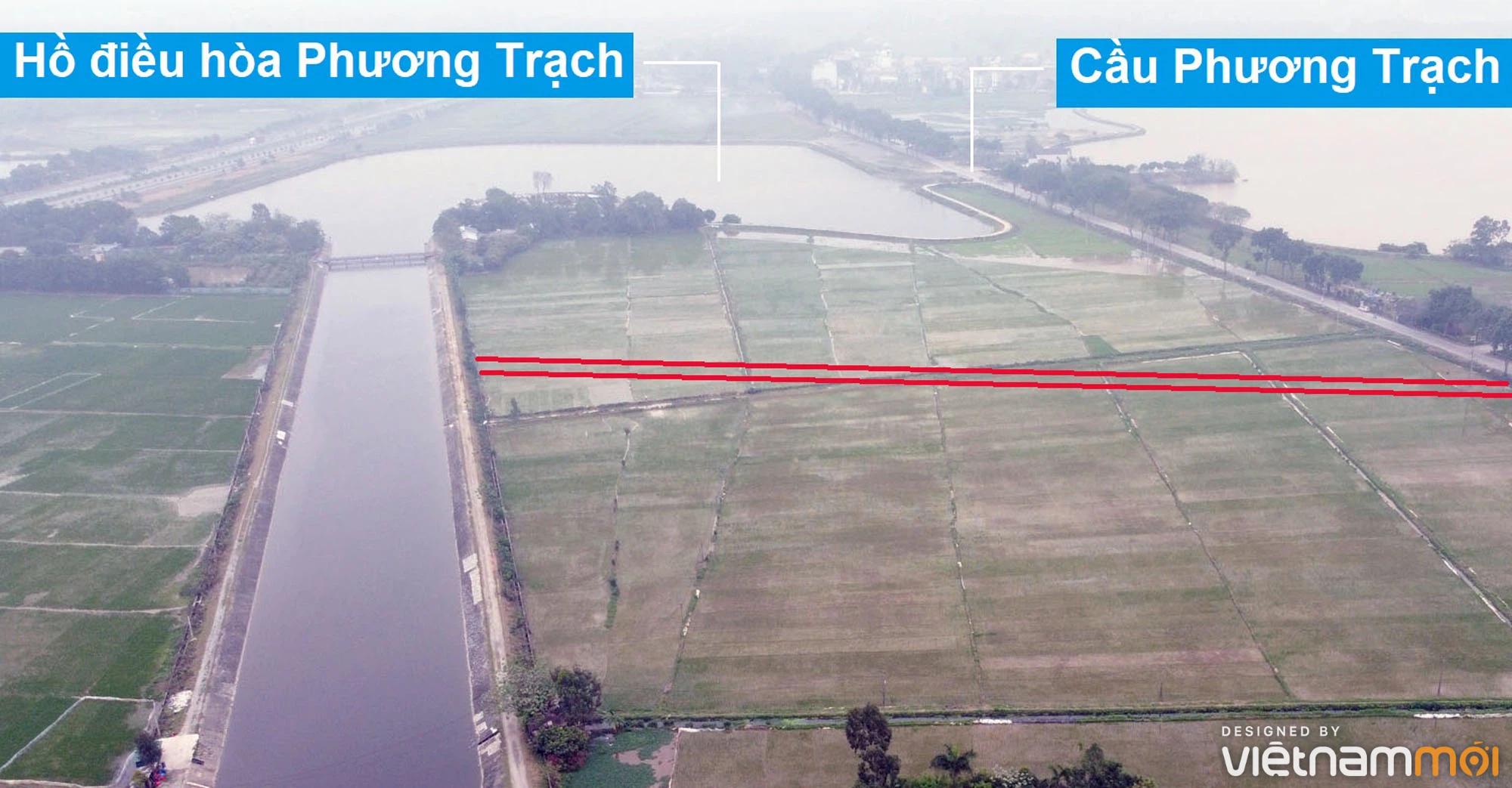 Đường sẽ mở theo quy hoạch ở xã Hải Bối, Đông Anh, Hà Nội (phần 4) - Ảnh 6.