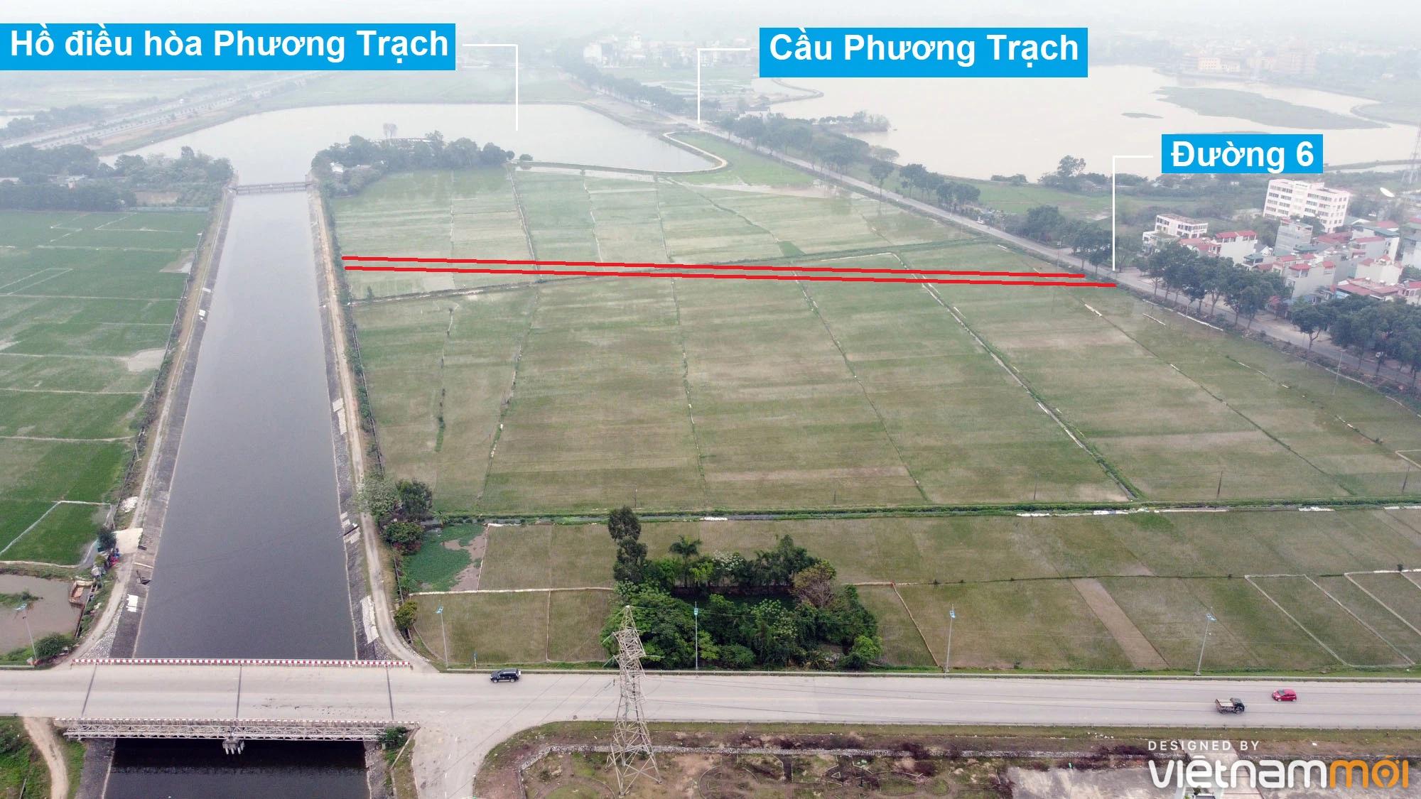 Đường sẽ mở theo quy hoạch ở xã Hải Bối, Đông Anh, Hà Nội (phần 4) - Ảnh 8.