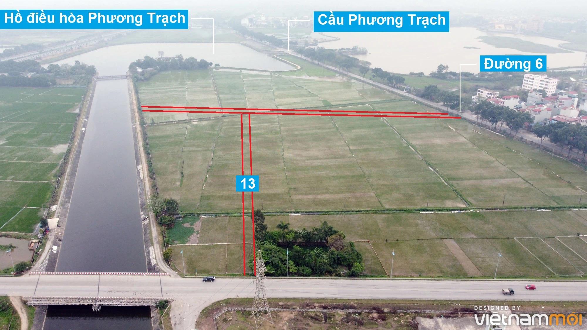 Đường sẽ mở theo quy hoạch ở xã Hải Bối, Đông Anh, Hà Nội (phần 4) - Ảnh 10.