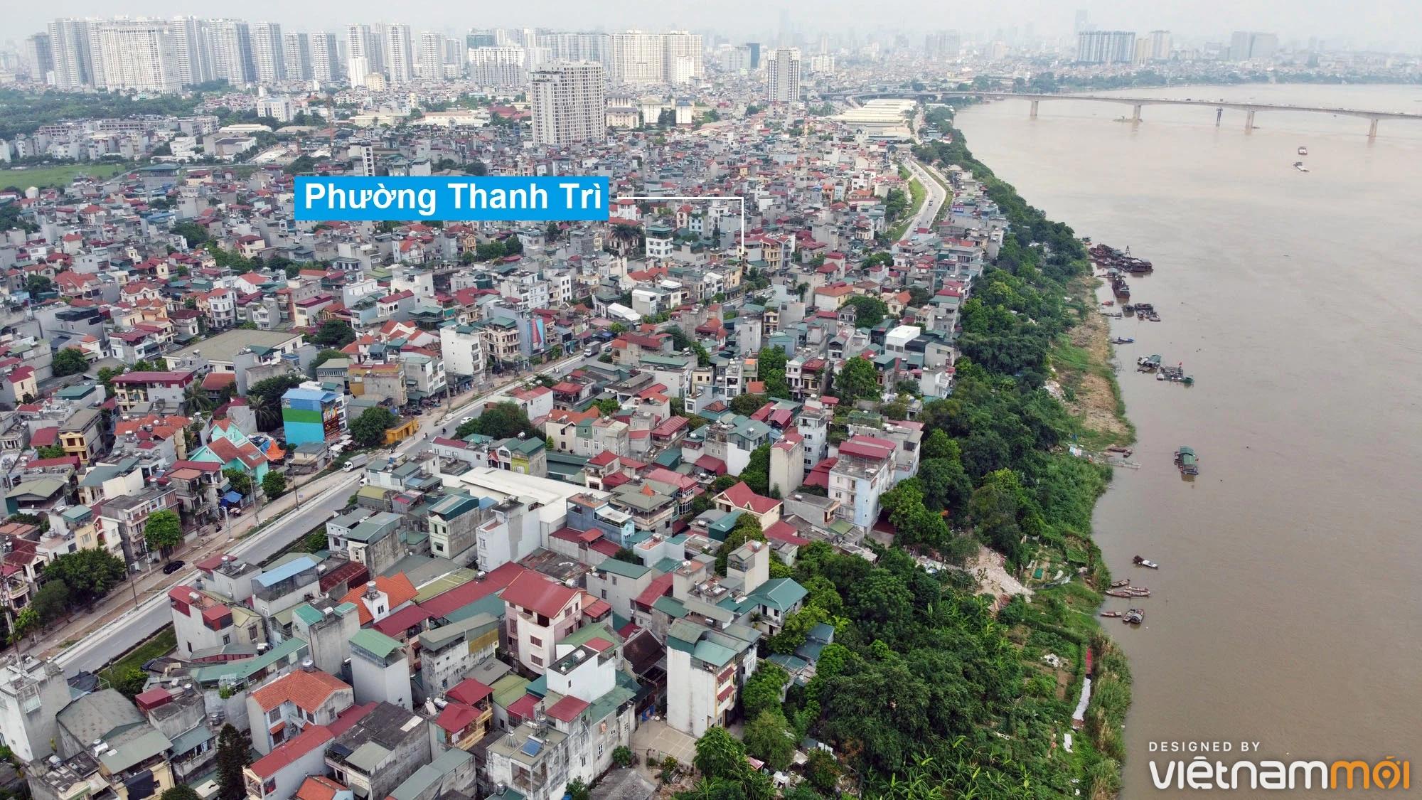 Toàn cảnh hiện trạng Phân khu đô thị sông Hồng trên địa bàn quận Hoàng Mai - Ảnh 3.