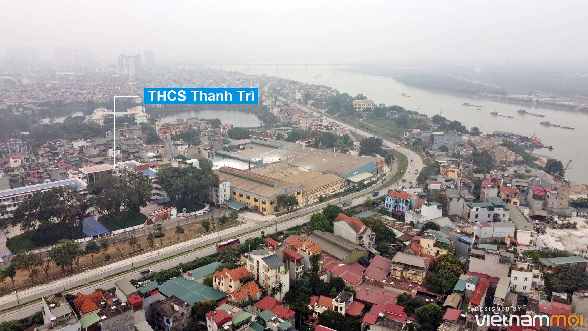 Toàn cảnh hiện trạng Phân khu đô thị sông Hồng trên địa bàn quận Hoàng Mai - Ảnh 4.