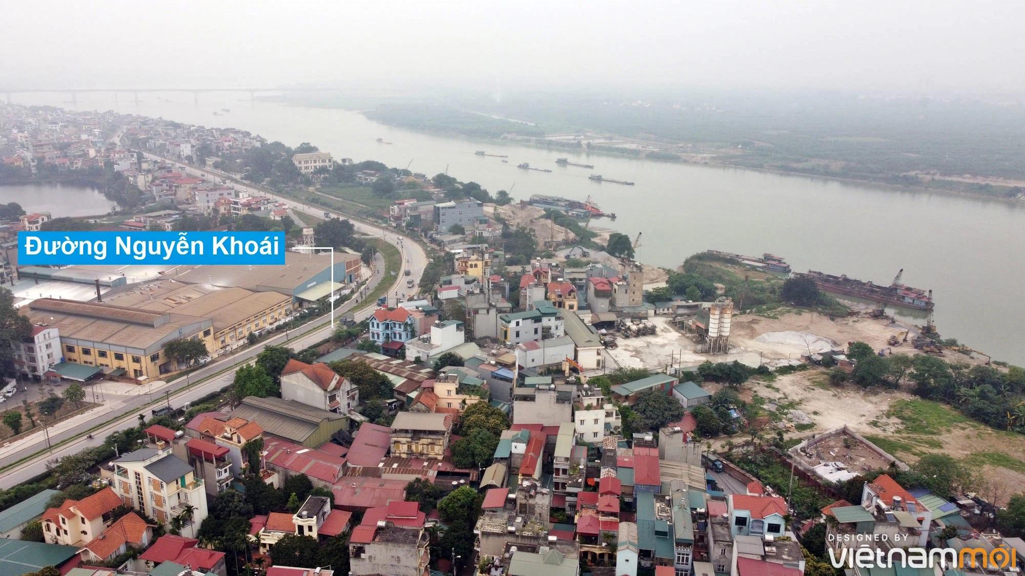 Toàn cảnh hiện trạng Phân khu đô thị sông Hồng trên địa bàn quận Hoàng Mai - Ảnh 5.