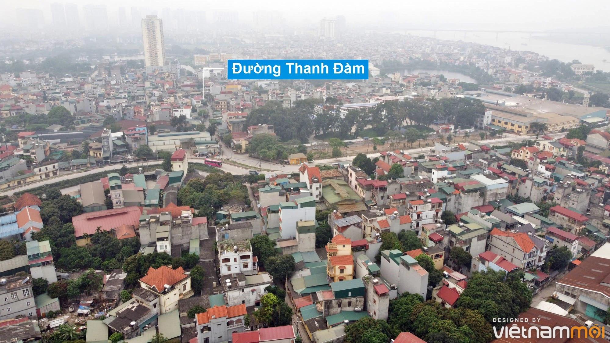 Toàn cảnh hiện trạng Phân khu đô thị sông Hồng trên địa bàn quận Hoàng Mai - Ảnh 7.