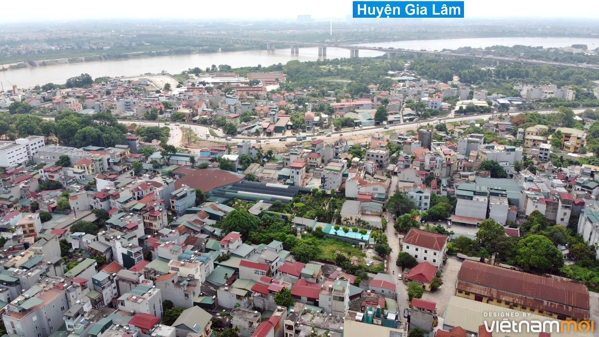 Toàn cảnh hiện trạng Phân khu đô thị sông Hồng trên địa bàn quận Hoàng Mai - Ảnh 10.