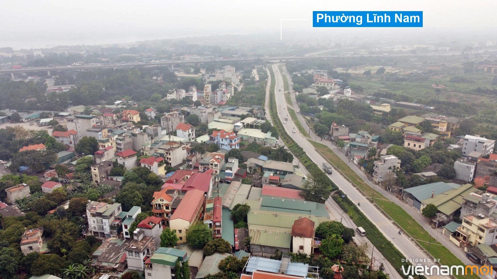 Toàn cảnh hiện trạng Phân khu đô thị sông Hồng trên địa bàn quận Hoàng Mai - Ảnh 11.