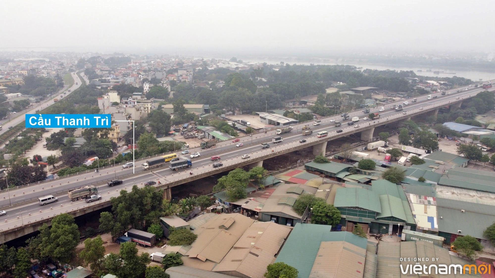 Toàn cảnh hiện trạng Phân khu đô thị sông Hồng trên địa bàn quận Hoàng Mai - Ảnh 14.