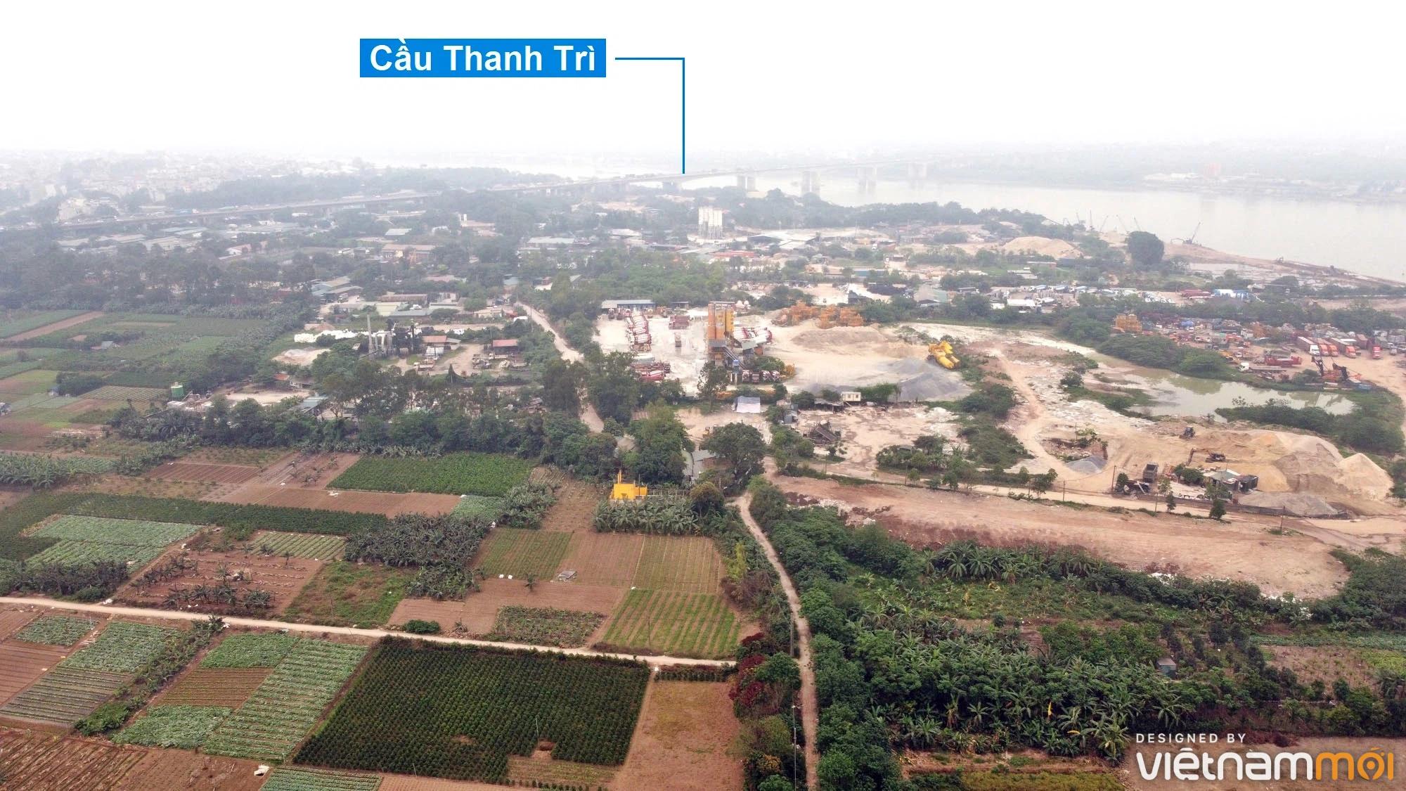 Toàn cảnh hiện trạng Phân khu đô thị sông Hồng trên địa bàn quận Hoàng Mai - Ảnh 17.