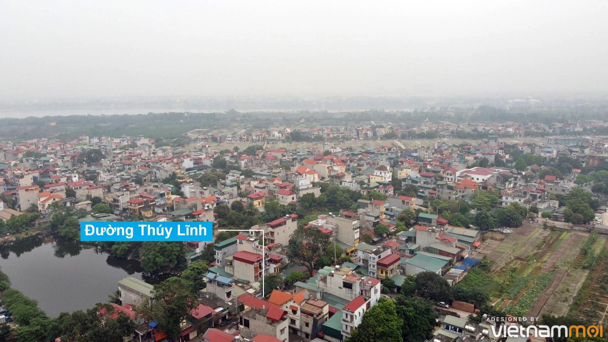 Toàn cảnh hiện trạng Phân khu đô thị sông Hồng trên địa bàn quận Hoàng Mai - Ảnh 19.