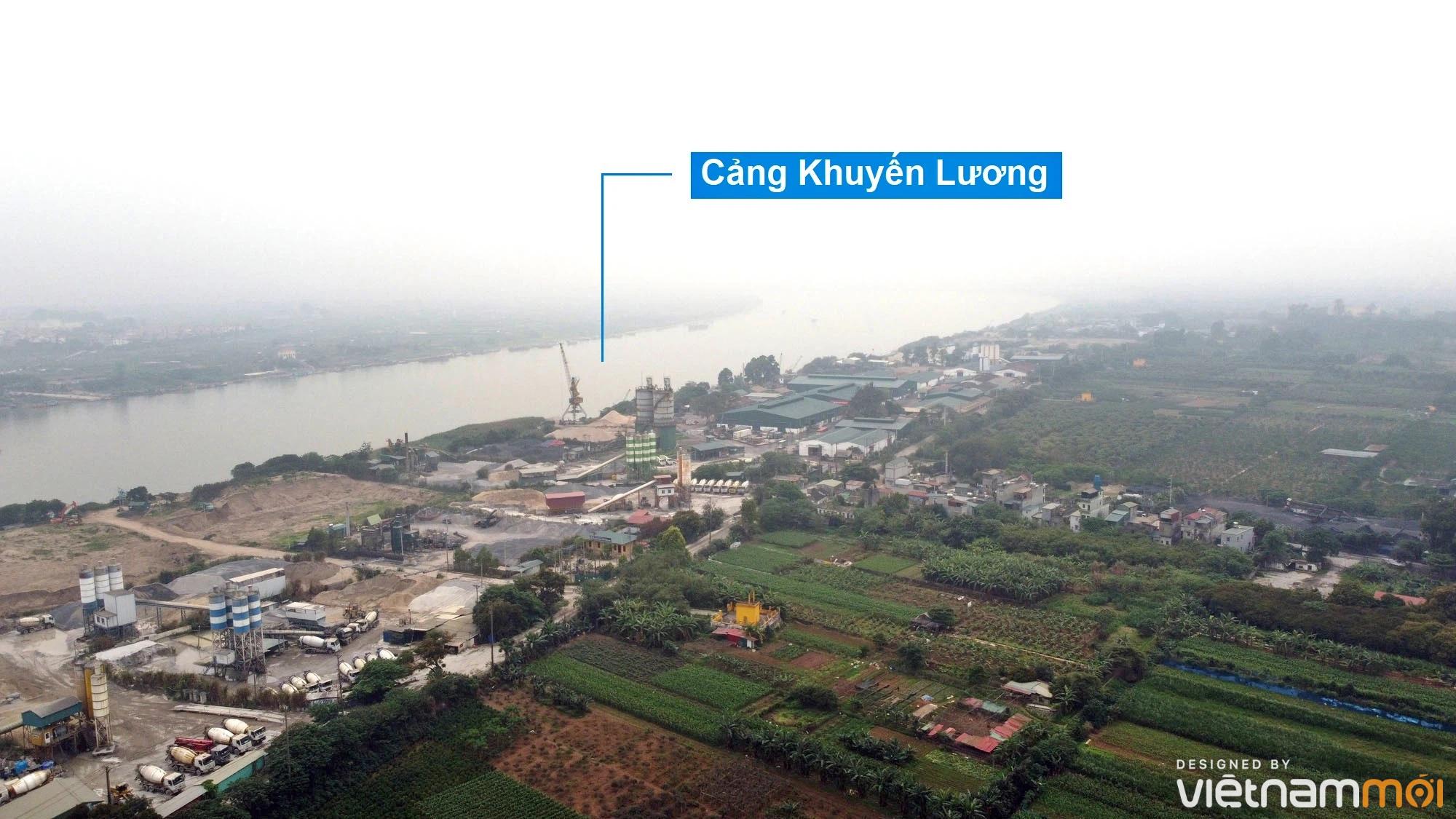 Toàn cảnh hiện trạng Phân khu đô thị sông Hồng trên địa bàn quận Hoàng Mai - Ảnh 23.