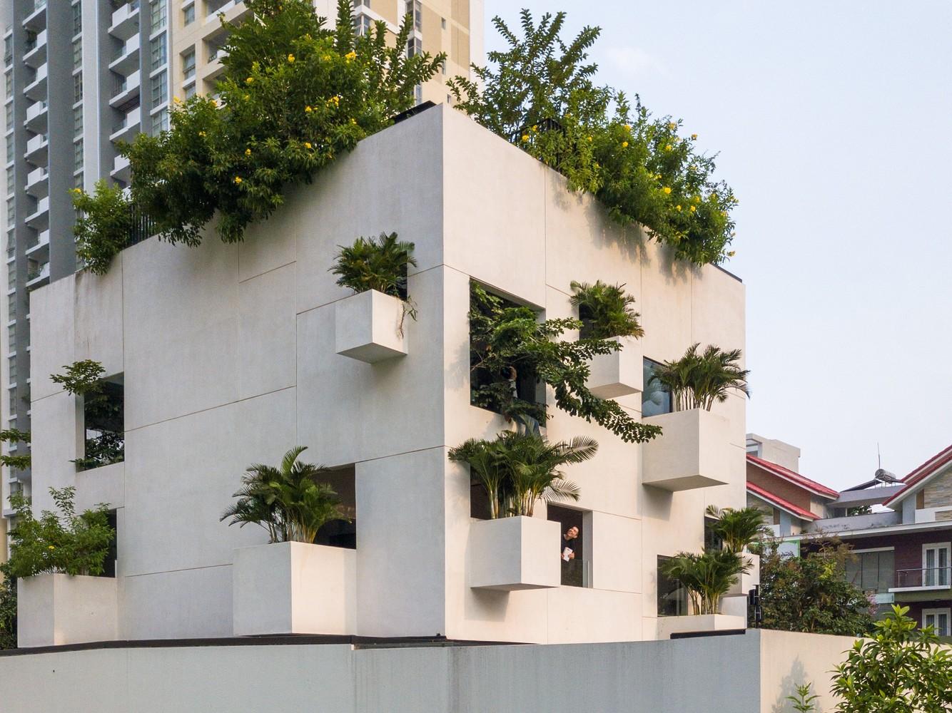 Các xu hướng kiến trúc mới mẻ và nổi bật trên thế giới - Ảnh 30.