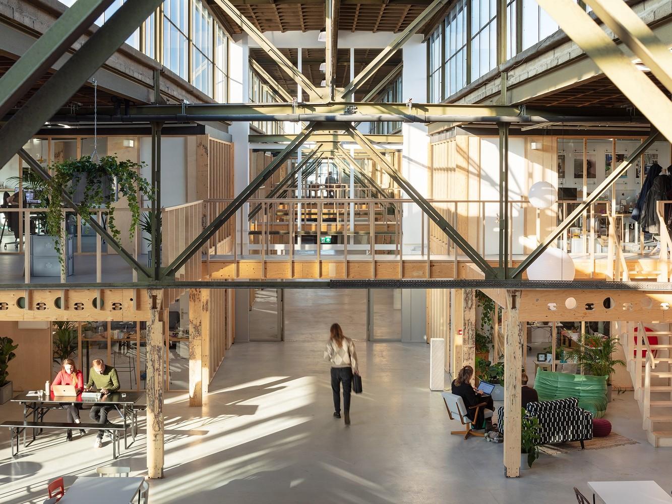 Các xu hướng kiến trúc mới mẻ và nổi bật trên thế giới - Ảnh 2.