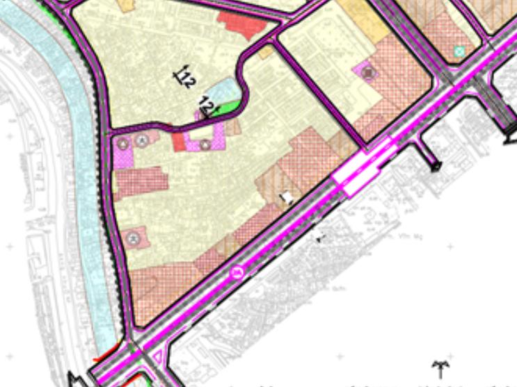 Bản đồ quy hoạch giao thông phường Yết Kiêu, Hà Đông, Hà Nội - Ảnh 3.