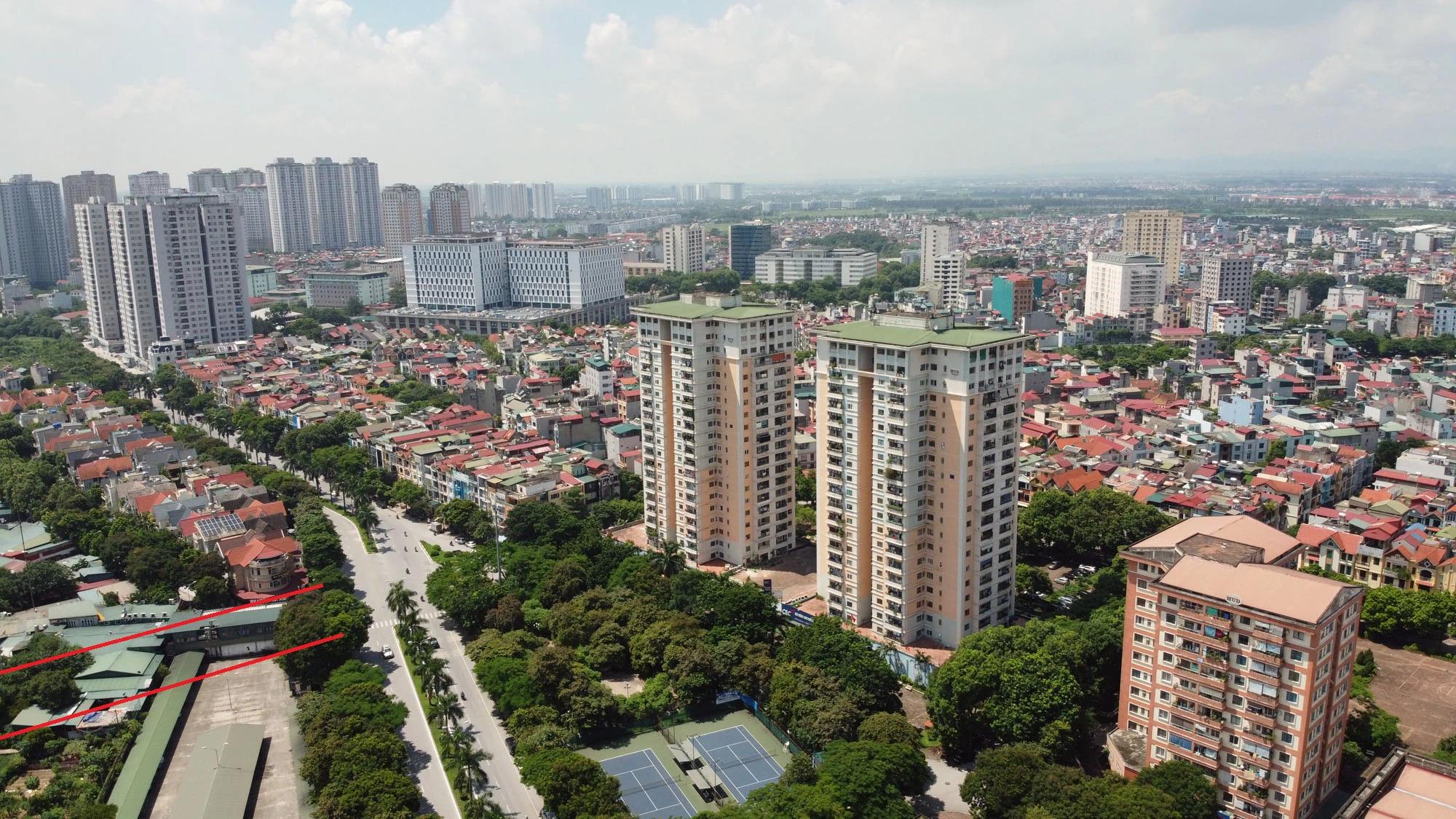 Kế hoạch sử dụng đất phường Phúc La, Hà Đông, Hà Nội năm 2021 - Ảnh 1.