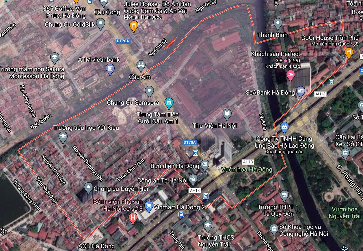Kế hoạch sử dụng đất phường Yết Kiêu, Hà Đông, Hà Nội năm 2021 - Ảnh 2.
