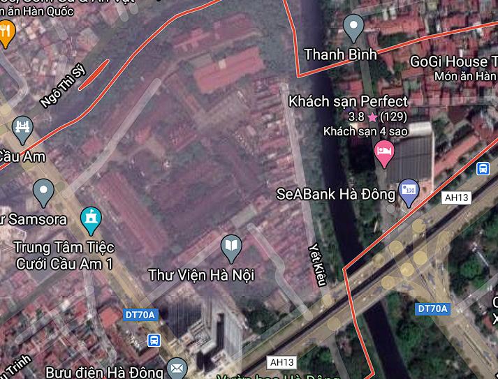 Đất dính quy hoạch ở phường Yết Kiêu, Hà Đông, Hà Nội - Ảnh 2.