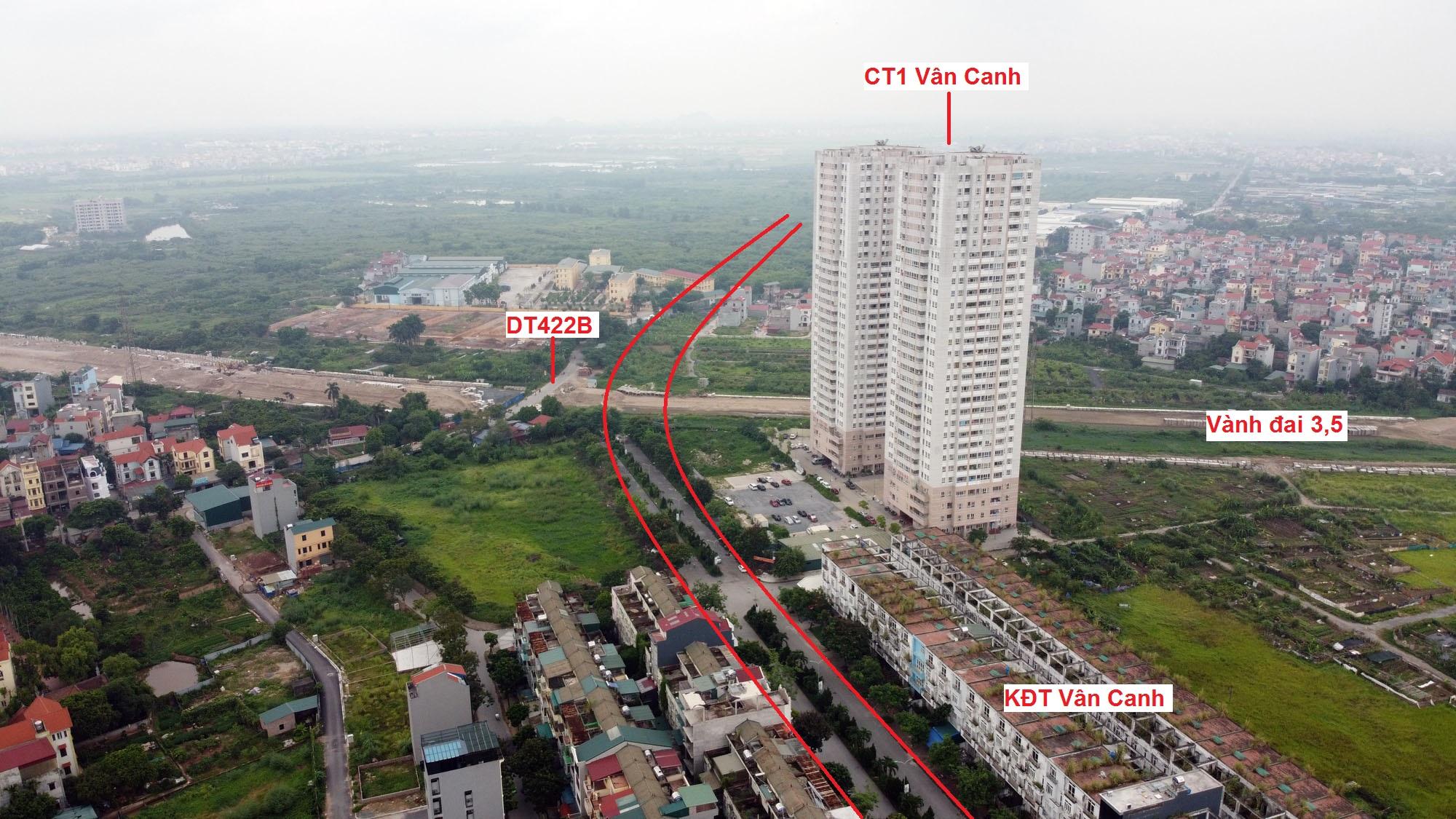 Kế hoạch sử dụng đất xã Di Trạch, Hoài Đức, Hà Nội năm 2021 - Ảnh 1.