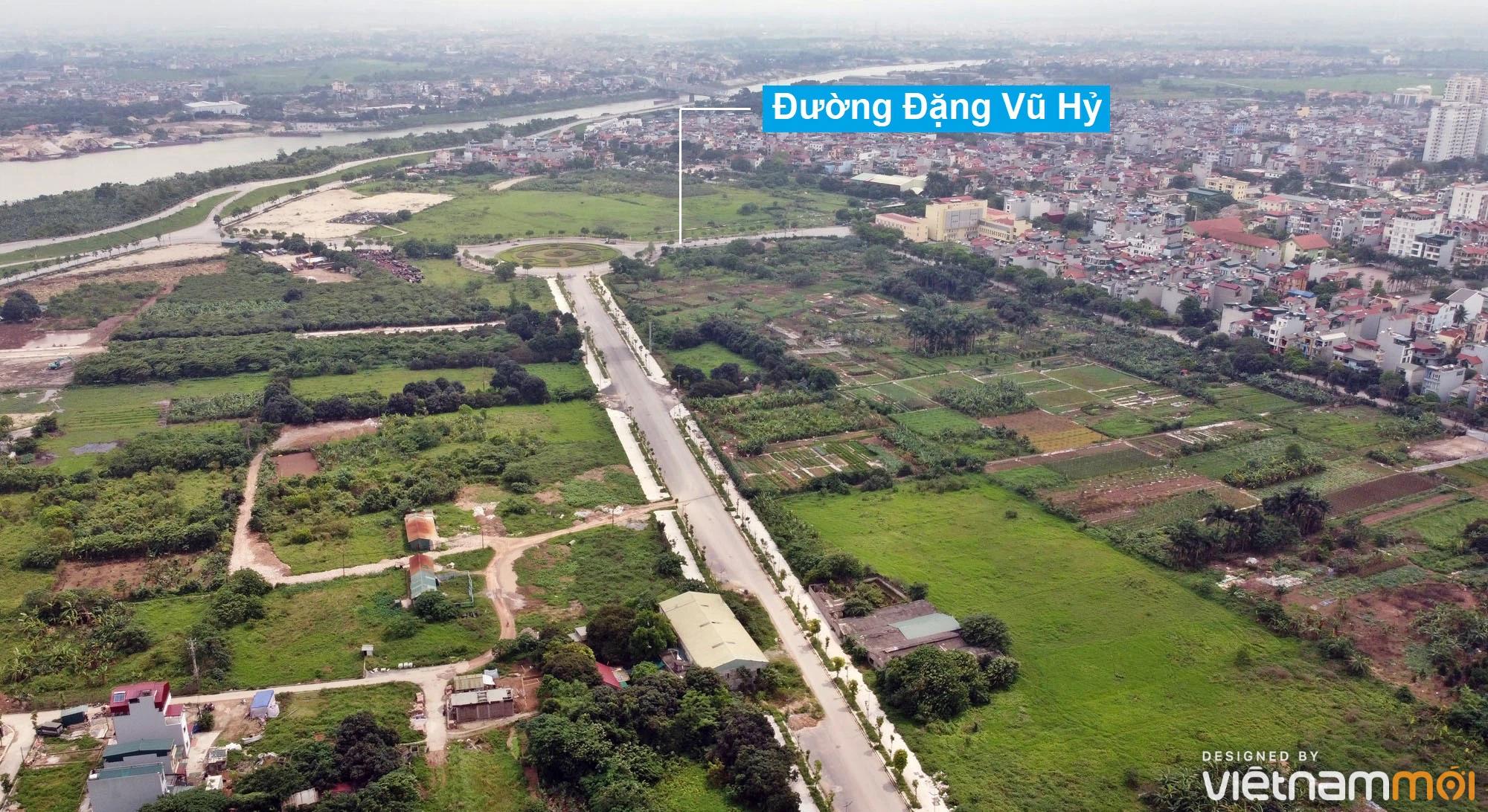 Toàn cảnh đường từ đê Ngọc Thụy đến KĐTM Thượng Thanh đang mở theo quy hoạch ở Hà Nội - Ảnh 18.