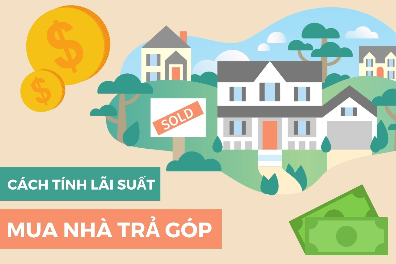 Cách tính lãi suất mua nhà trả góp đơn giản và chính xác nhất  - Ảnh 1.