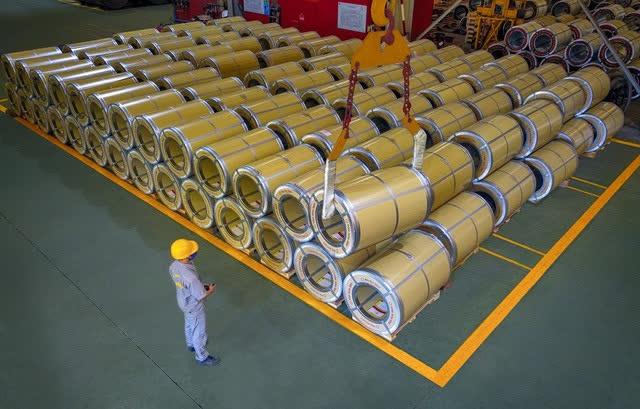 Giá thép xây dựng hôm nay 15/4: Tăng nhẹ trên Sàn Thượng Hải - Ảnh 3.