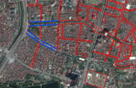 Những khu đất sắp thu hồi ở phường Cống Vị, quận Ba Đình (phần 2): Mở rộng phố Phan Kế Bính và phố Đội Cấn - Ảnh 2.
